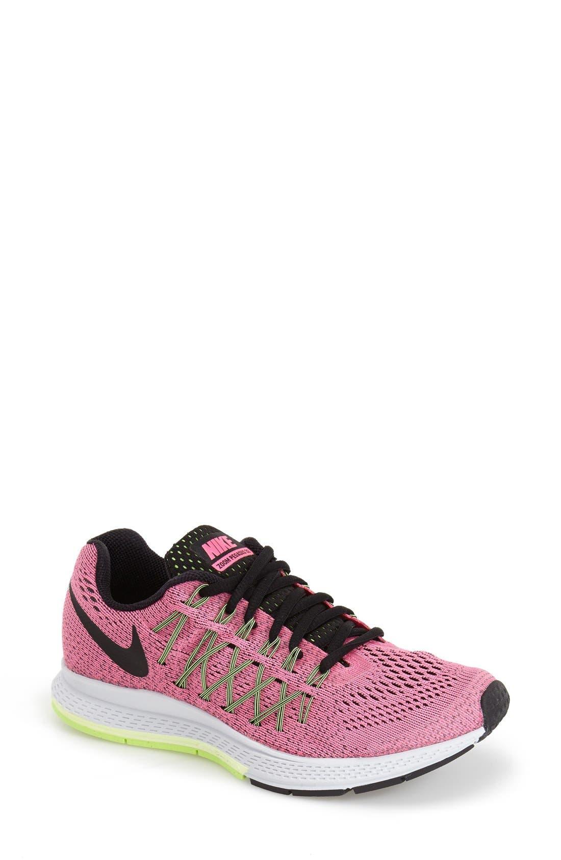 Alternate Image 1 Selected - Nike 'Zoom Pegasus 32' Running Shoe (Women)