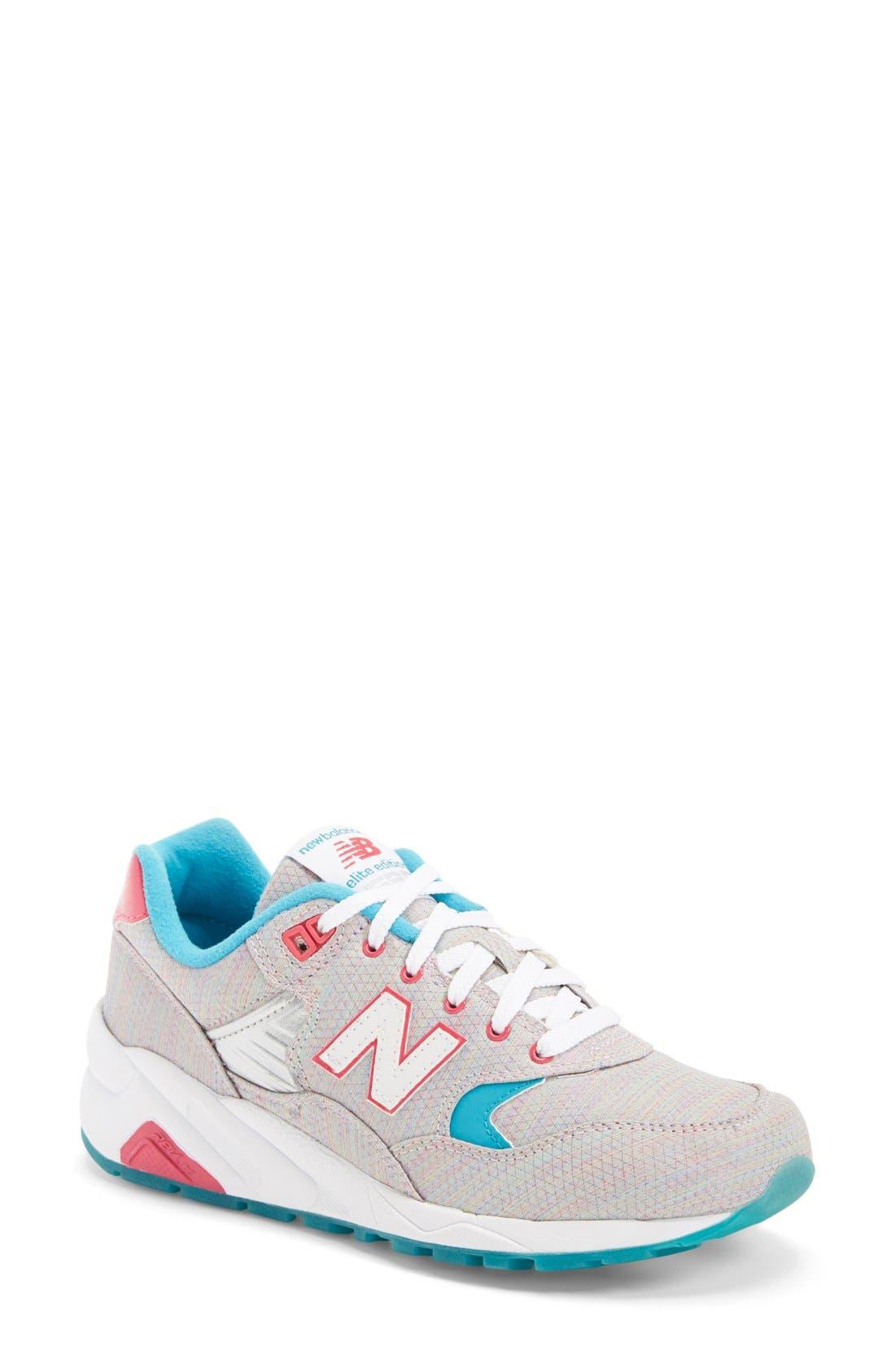 Alternate Image 1 Selected - New Balance '580' Sneaker (Women)