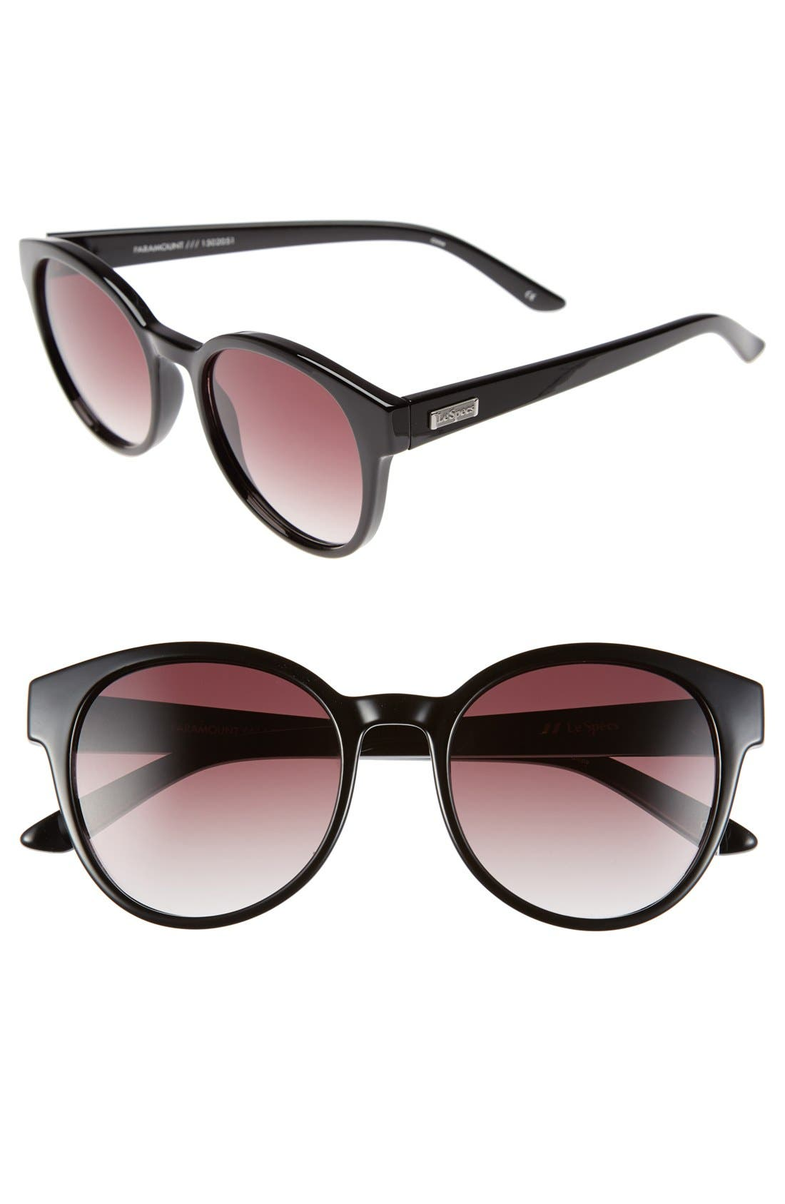 Alternate Image 1 Selected - Le Specs 'Paramount' 53mm Sunglasses