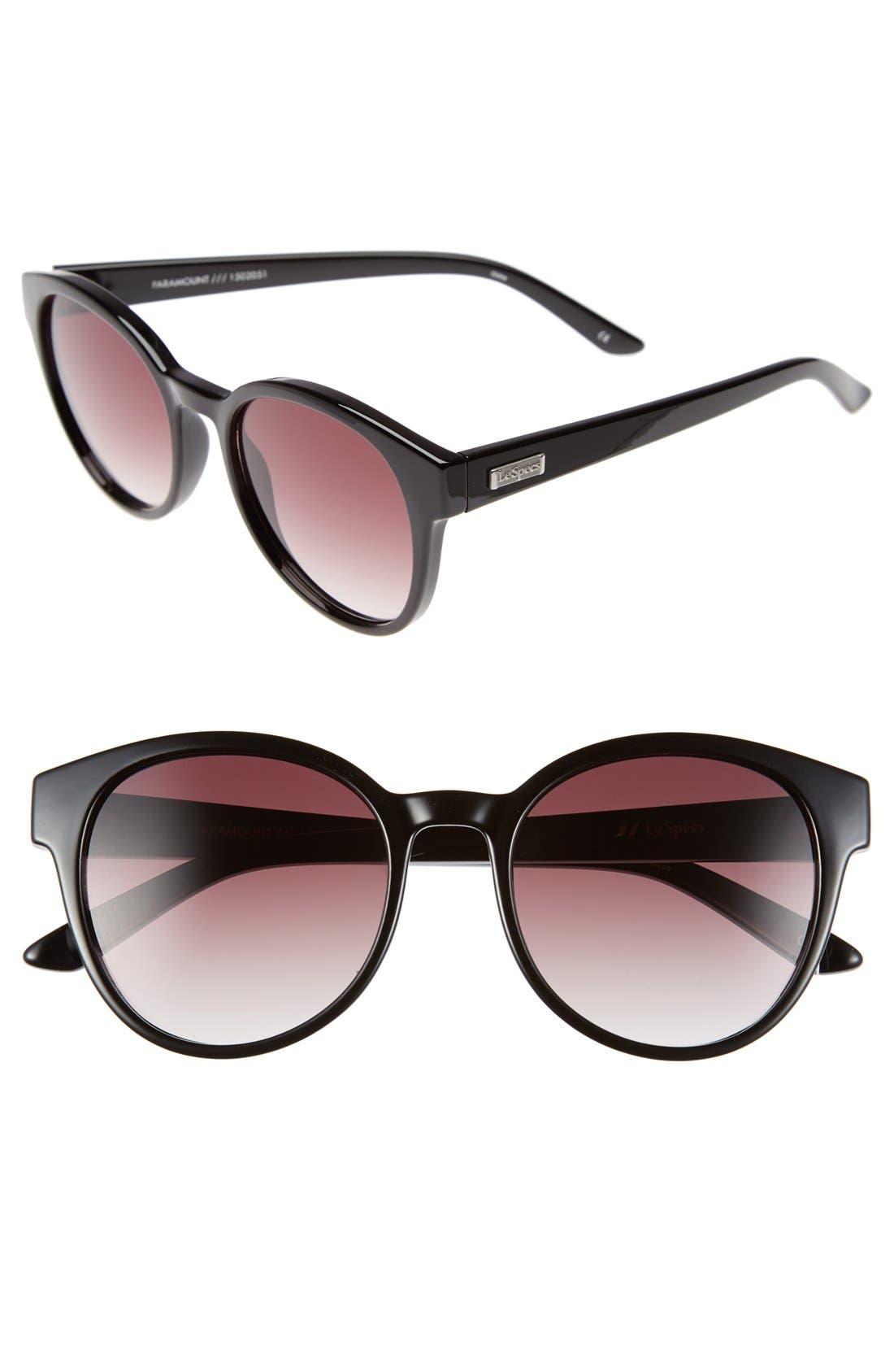 Main Image - Le Specs 'Paramount' 53mm Sunglasses