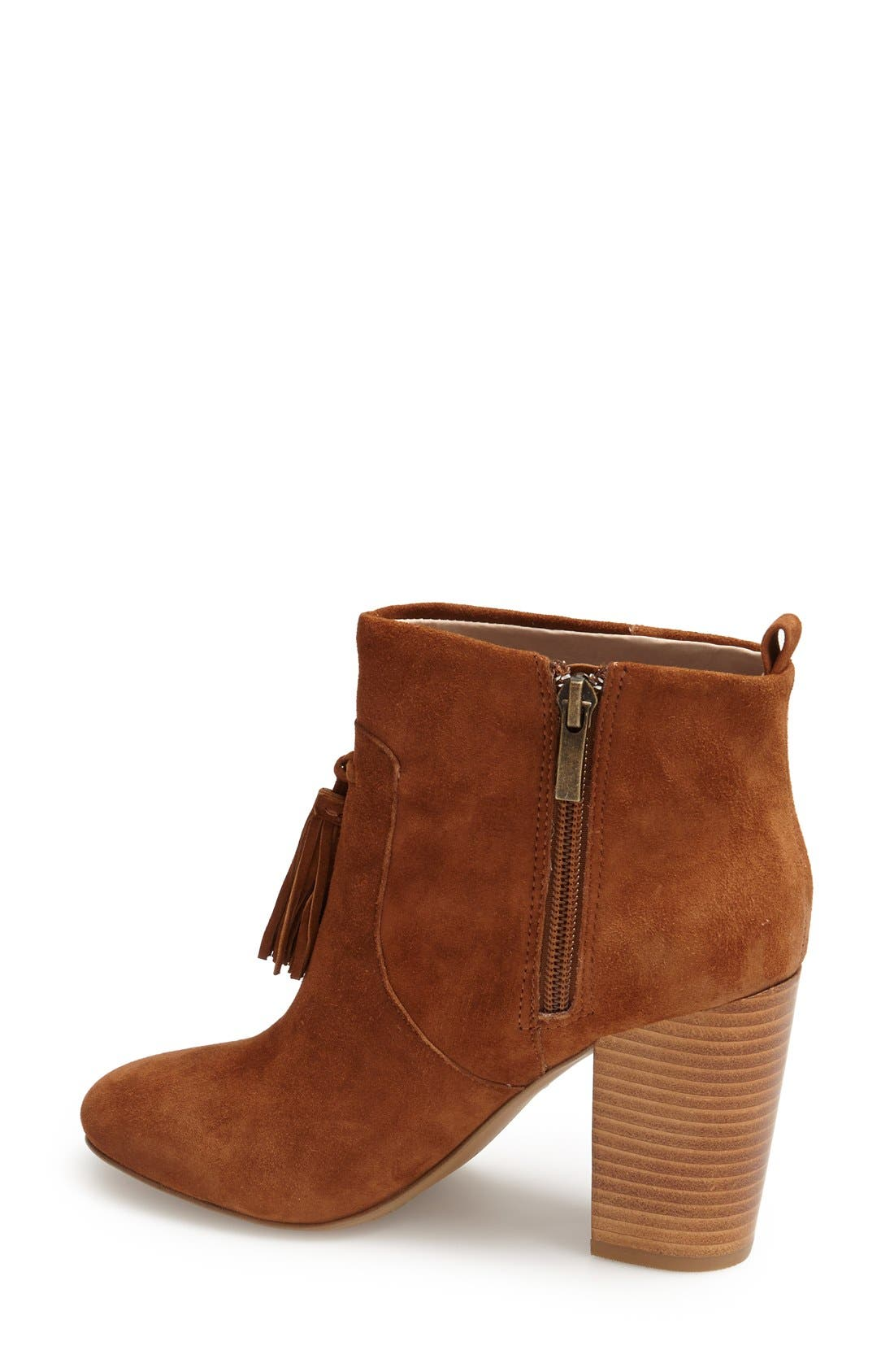 Alternate Image 2  - French Connection 'Linds' Tassel Ankle Bootie (Women)