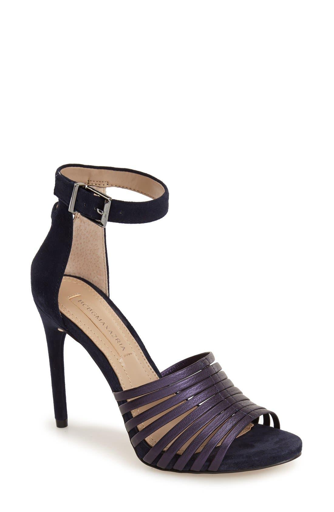 Main Image - BCBCMAXAZRIA 'Dena' Strappy Sandal (Women)
