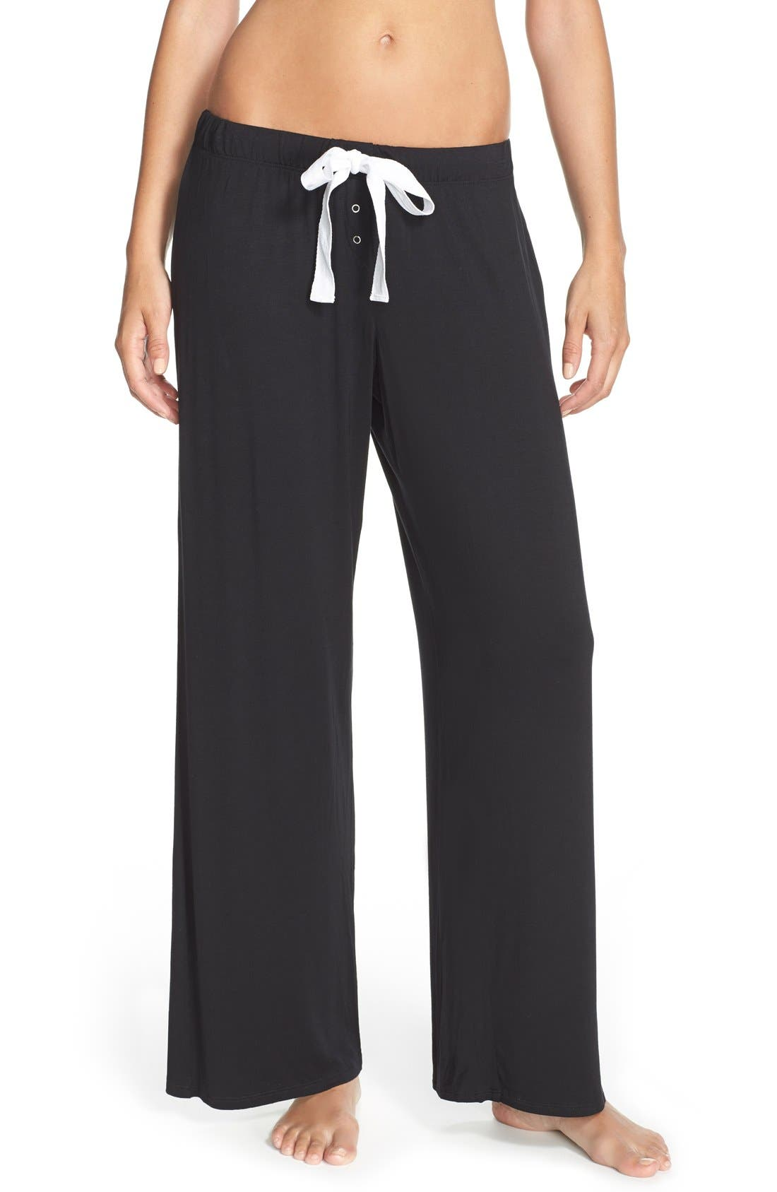 Alternate Image 1 Selected - Fleur't With Me Stretch Lounge Pants