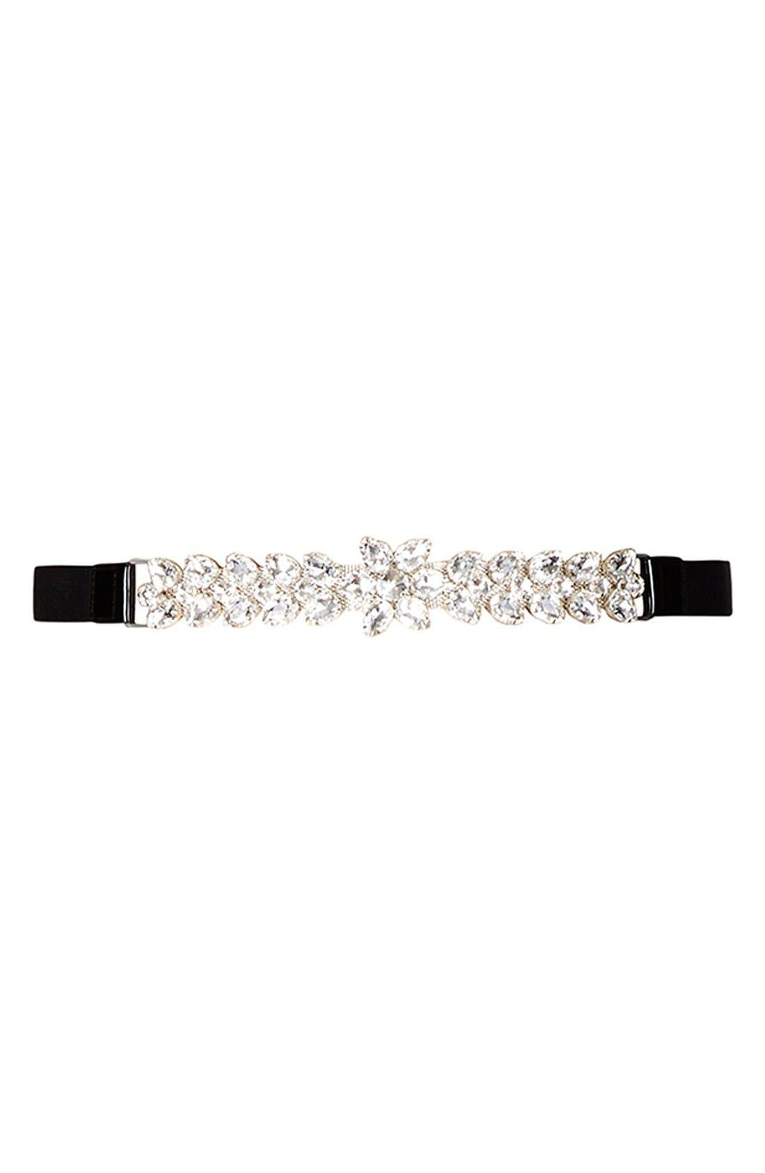 Main Image - City Chic 'Embellishment' Belt (Plus Size)