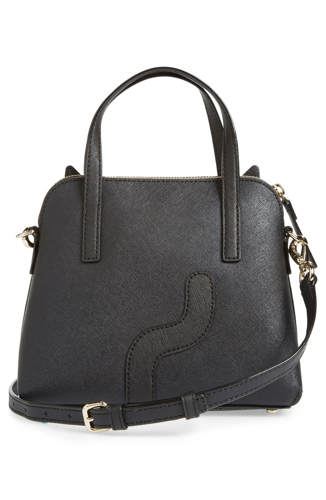 Alternate Image 3  - kate spade new york 'cat's meow - small maise' satchel