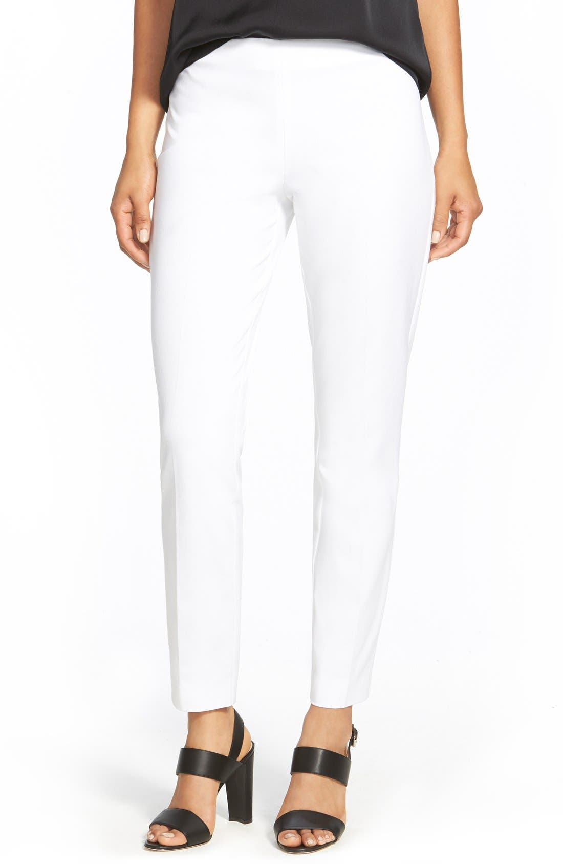 ELIE TAHARI 'Juliette' Slim Pants