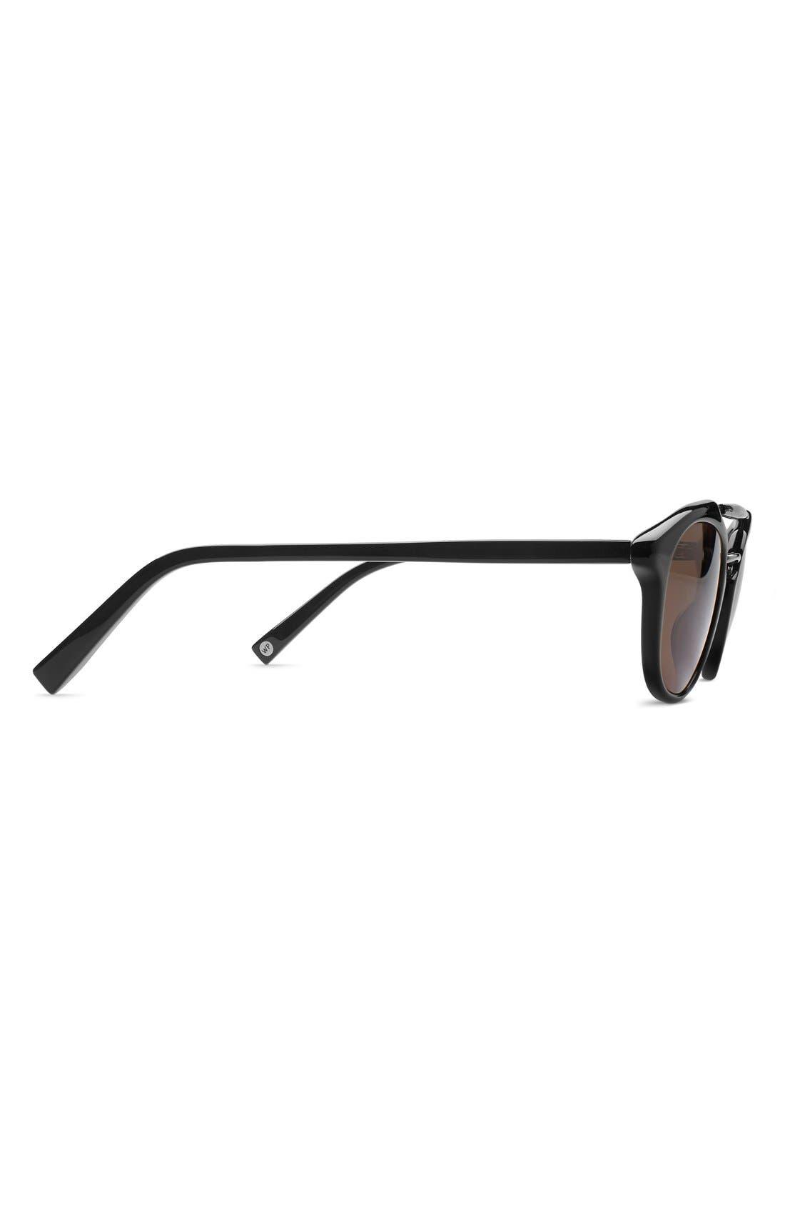 Alternate Image 3  - Warby Parker 'Teddy' 47mm Polarized Sunglasses