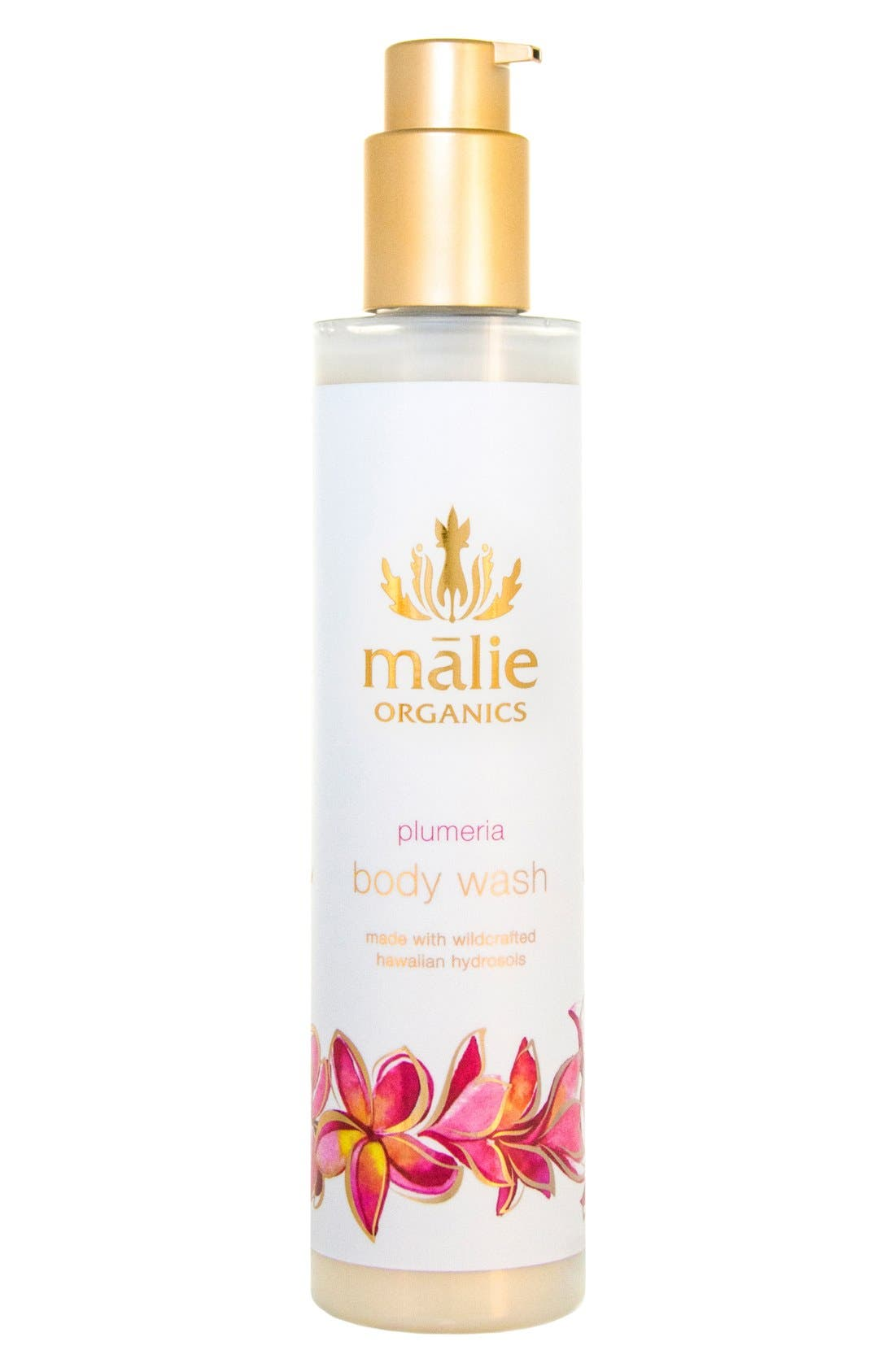 Malie Organics Plumeria Organic Body Wash