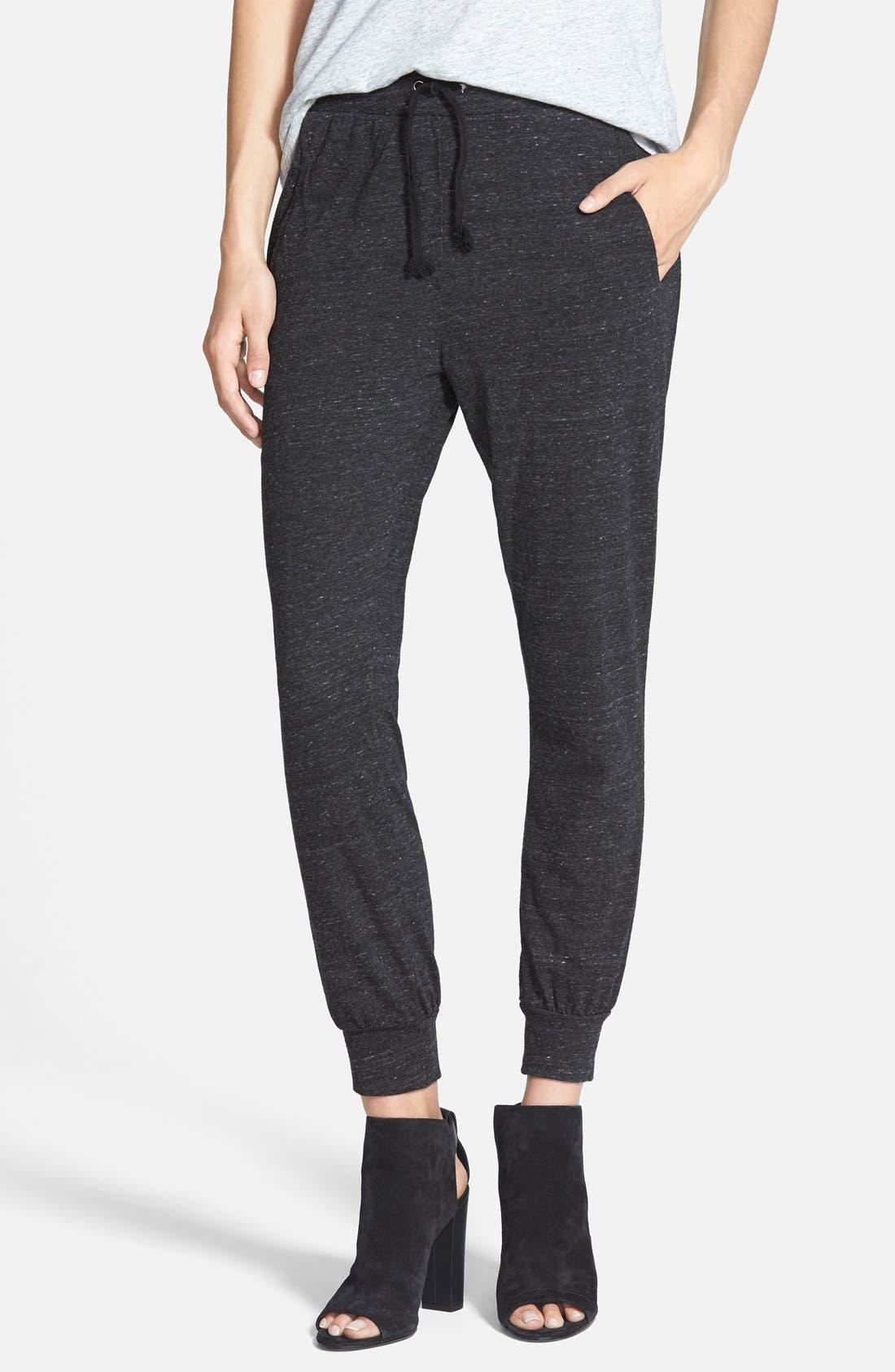 Alternate Image 1 Selected - Pam & Gela Jersey Sweatpants