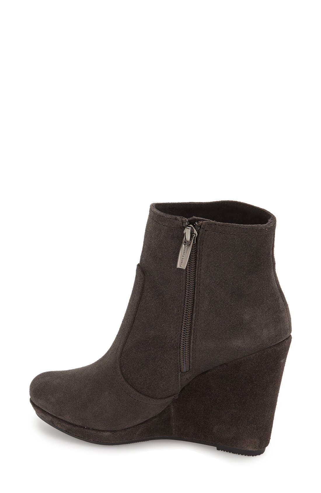 Alternate Image 2  - Vince Camuto 'Abrum' Wedge Bootie (Women)