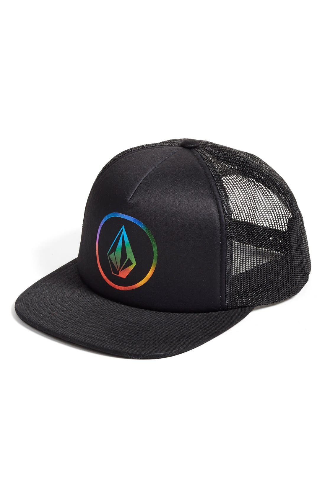 Main Image - Volcom 'Keep Truckin' Trucker Hat