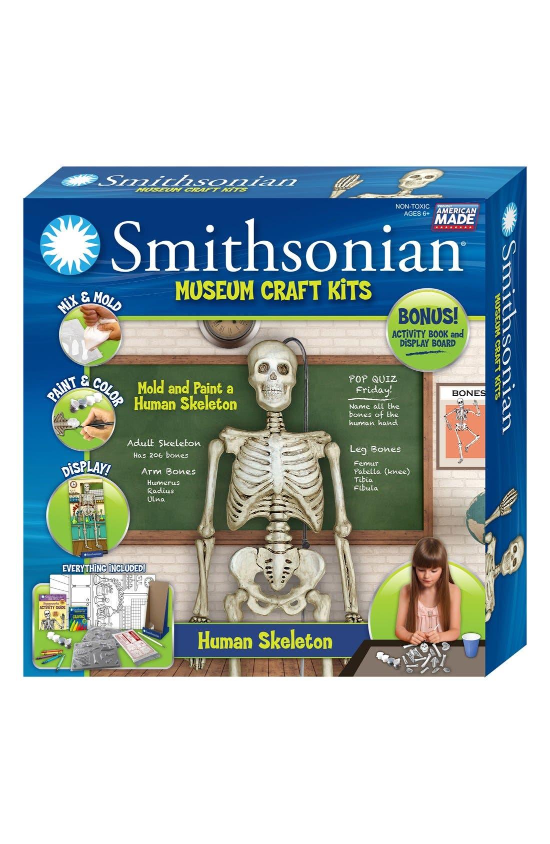 SMITHSONIAN CRAFT KITS 'Smithsonian Museum - Skeleton' Craft