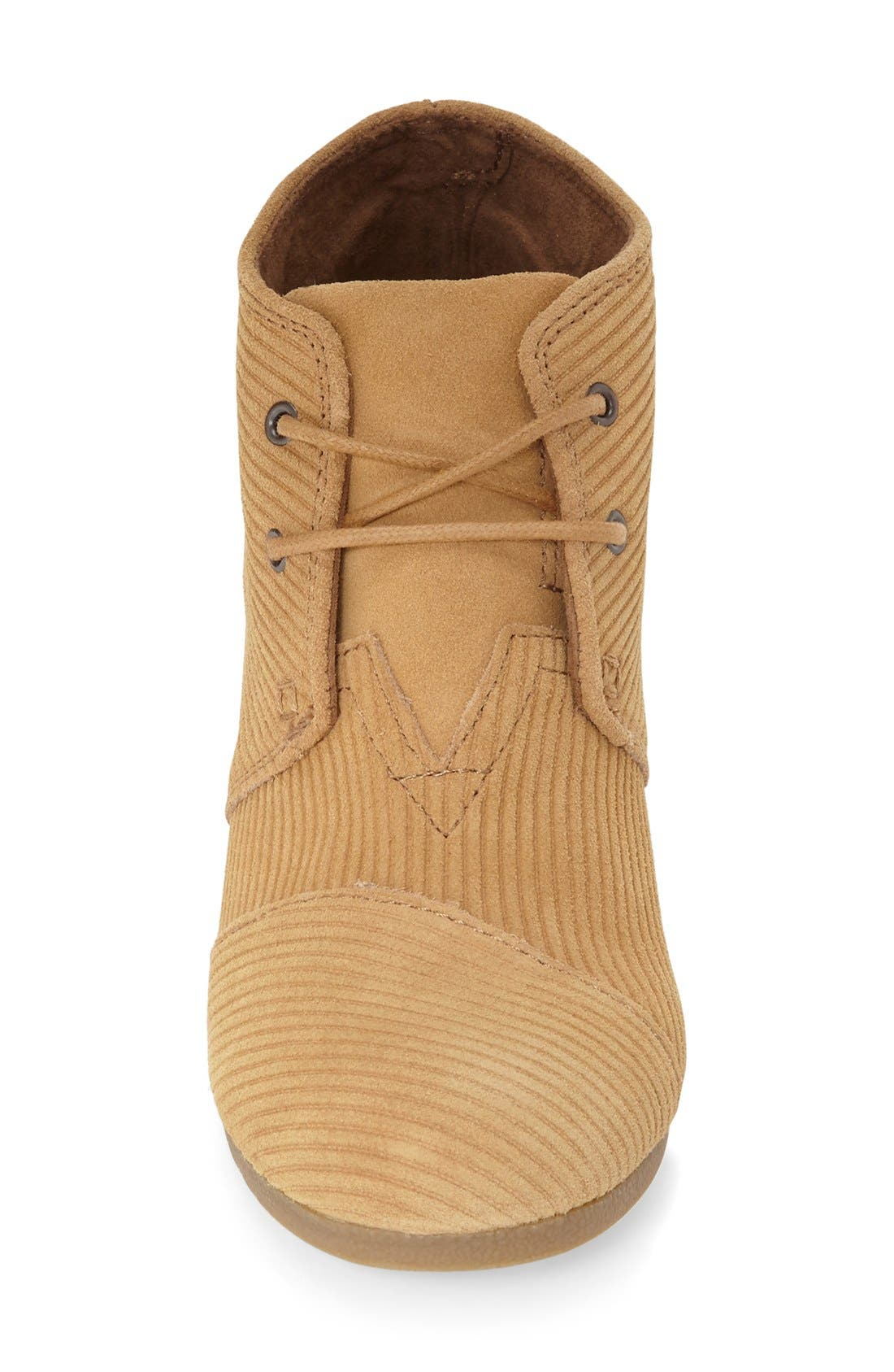 Alternate Image 3  - TOMS 'Desert' Wedge Bootie (Women)