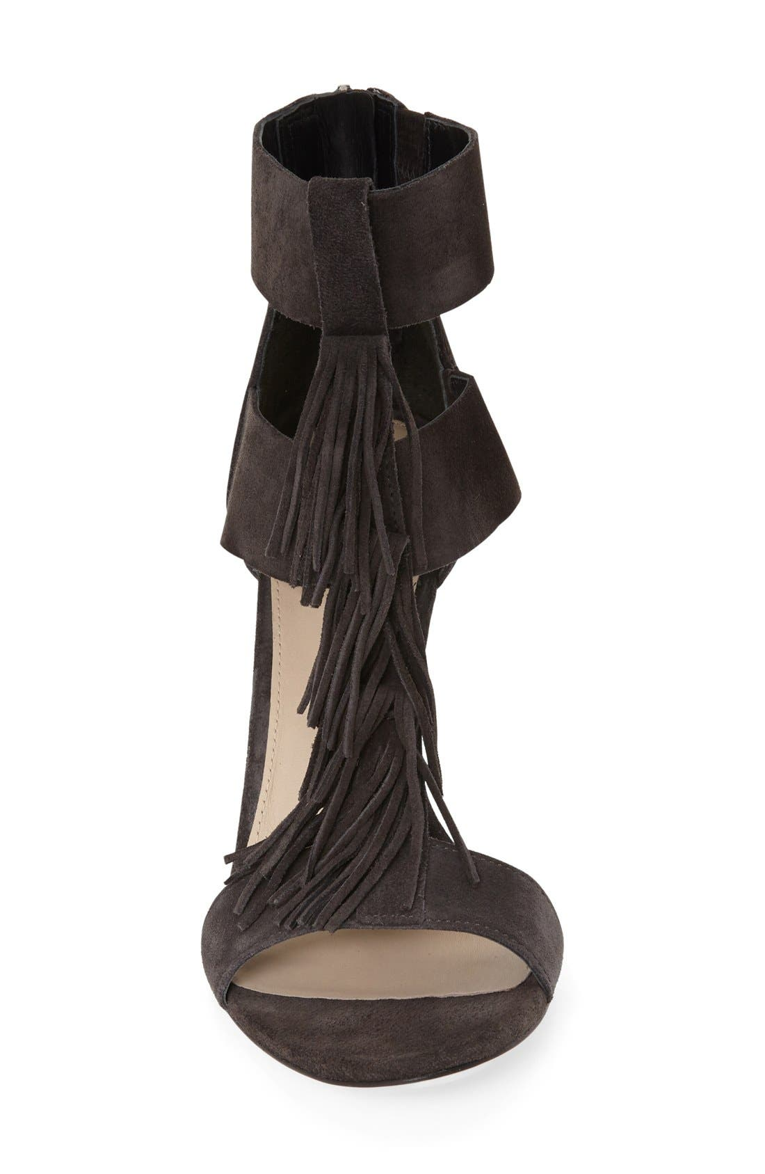 Alternate Image 3  - Via Spiga 'Eilish' Fringe Sandal (Women)