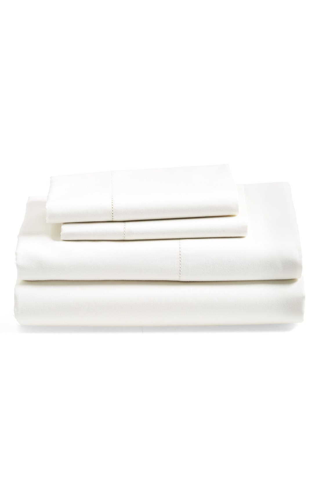 Nordstrom at Home 600 Thread Count Egyptian Cotton Sateen Sheet Set