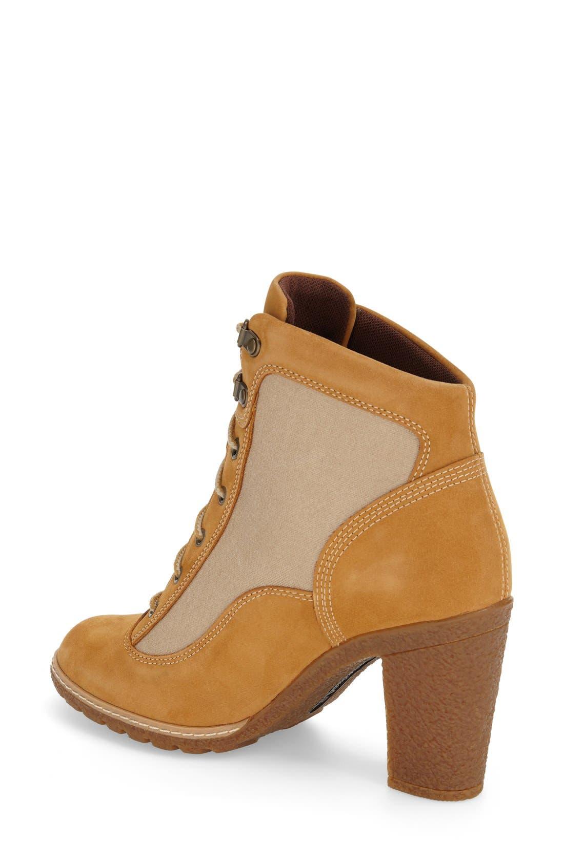 Alternate Image 2  - Timberland 'GlancyHiker' Boot (Women)