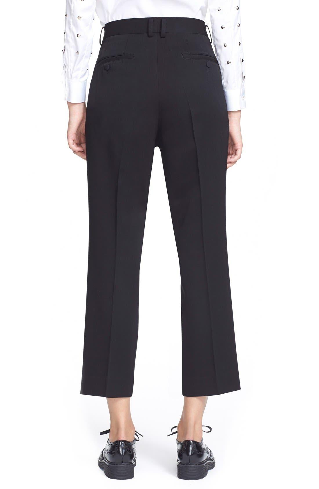 Alternate Image 2  - Junya Watanabe Crop Wool Pants