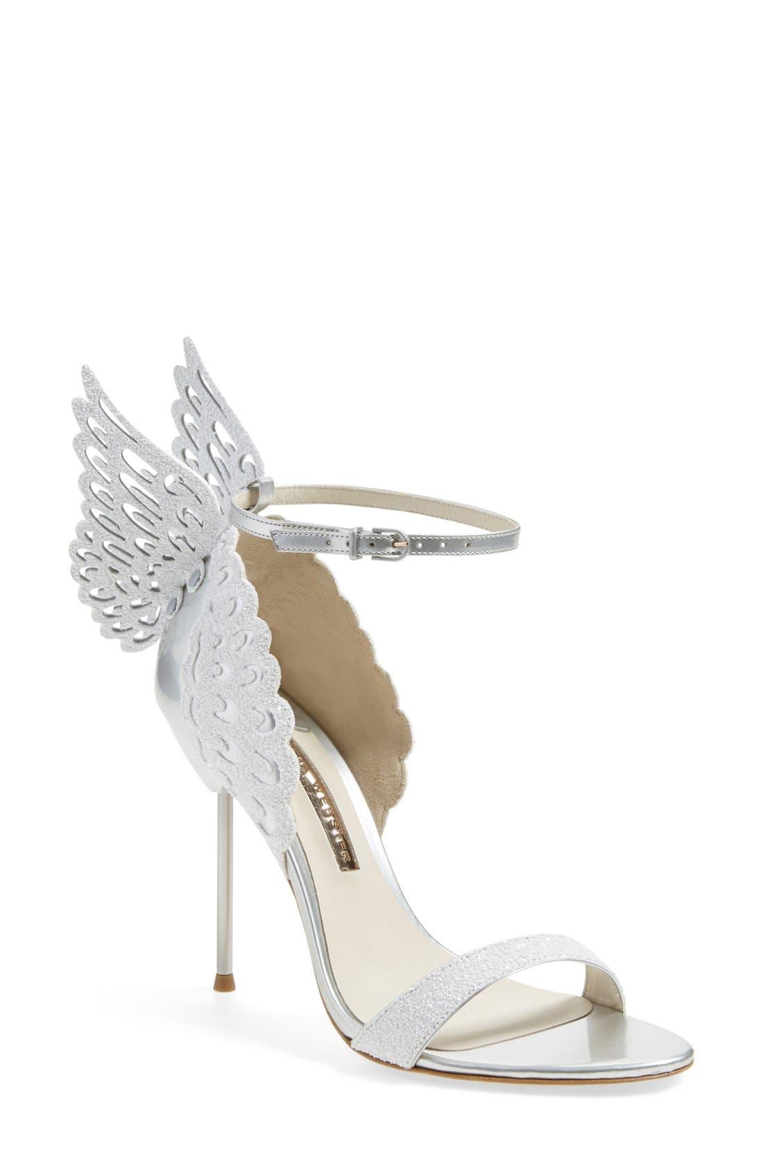 Alternate Image 1 Selected - Sophia Webster 'Evangeline' Ankle Strap Sandal (Women)