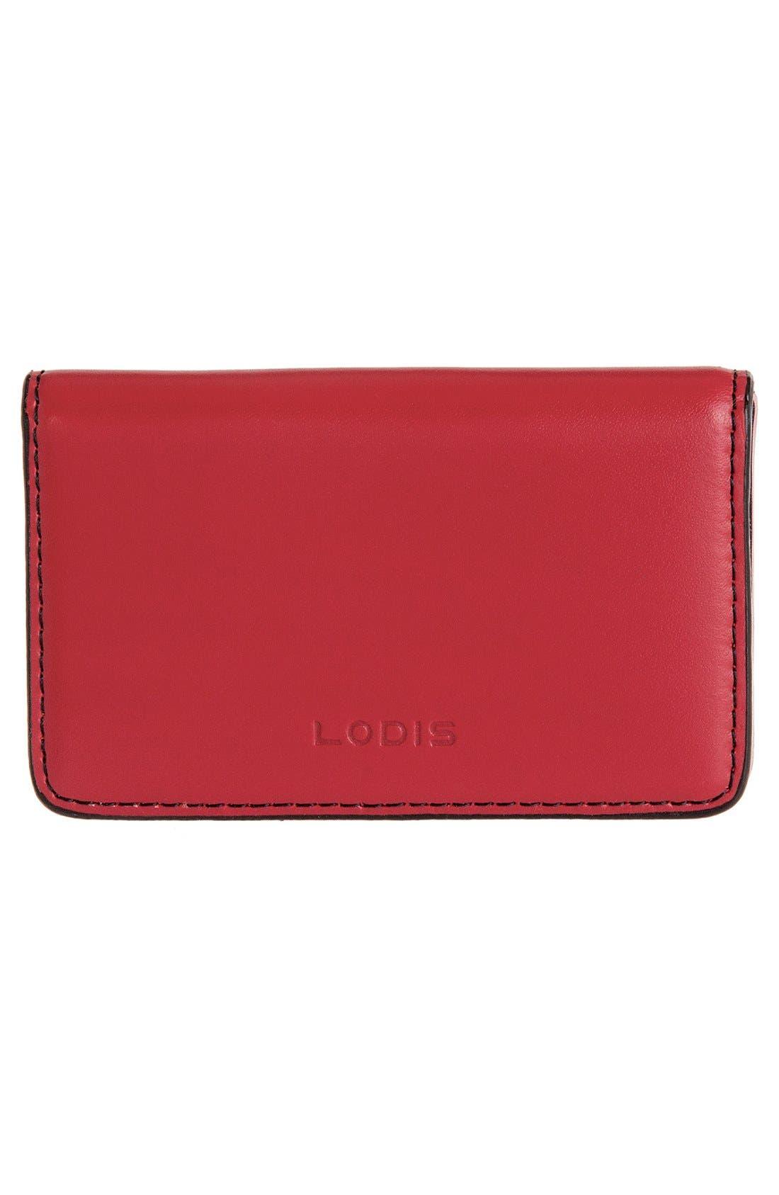 Main Image - Lodis Mini Card Case