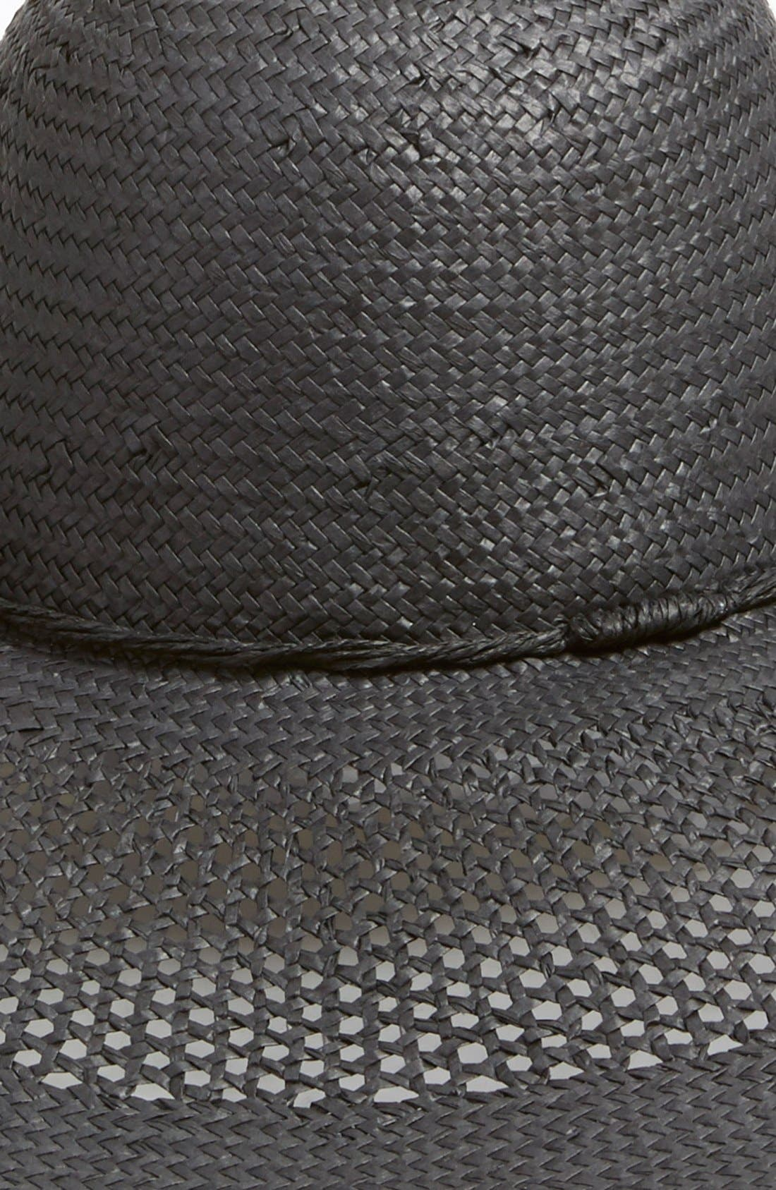 Alternate Image 2  - Phase 3 Open Weave Floppy Straw Hat