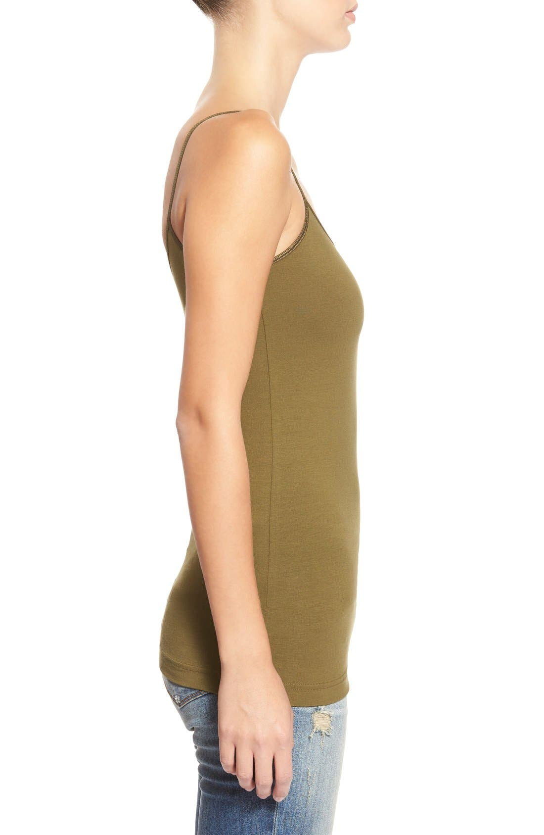 Alternate Image 3  - BP. Stretch Camisole