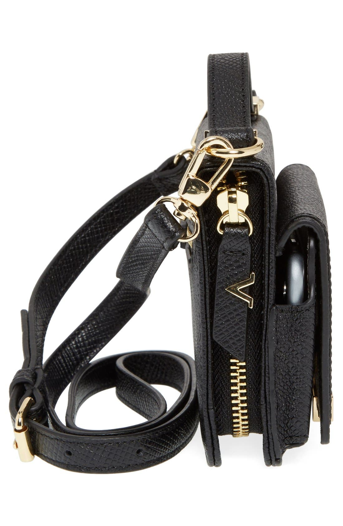 Alternate Image 4  - Vince Camuto 'Small Mila' Crossbody Bag