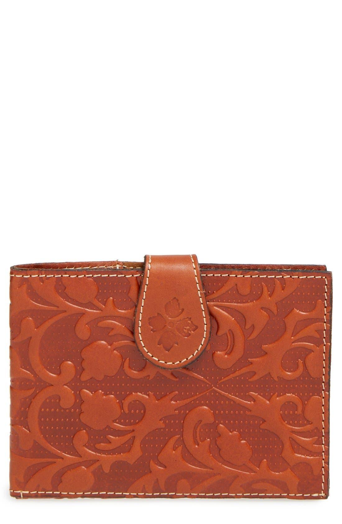Alternate Image 1 Selected - Patricia Nash Passport Wallet
