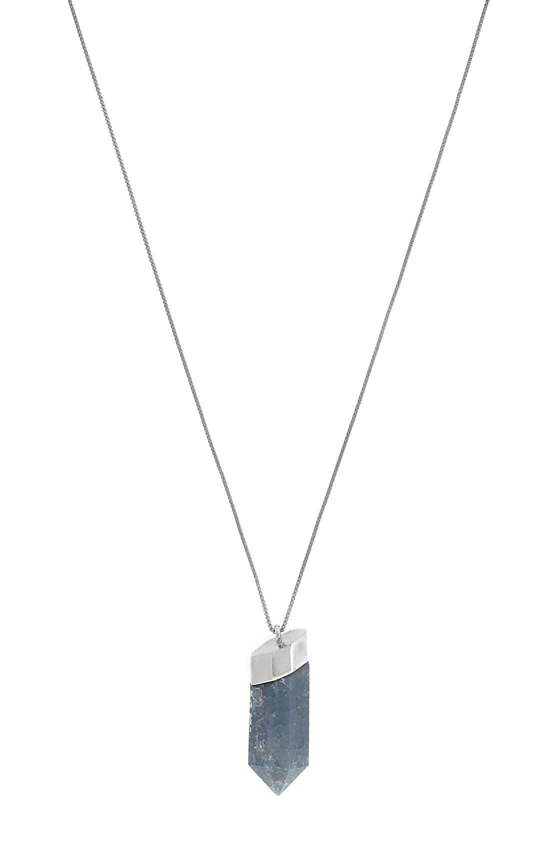 Alternate Image 1 Selected - Vince Camuto 'Shard' Pendant Necklace