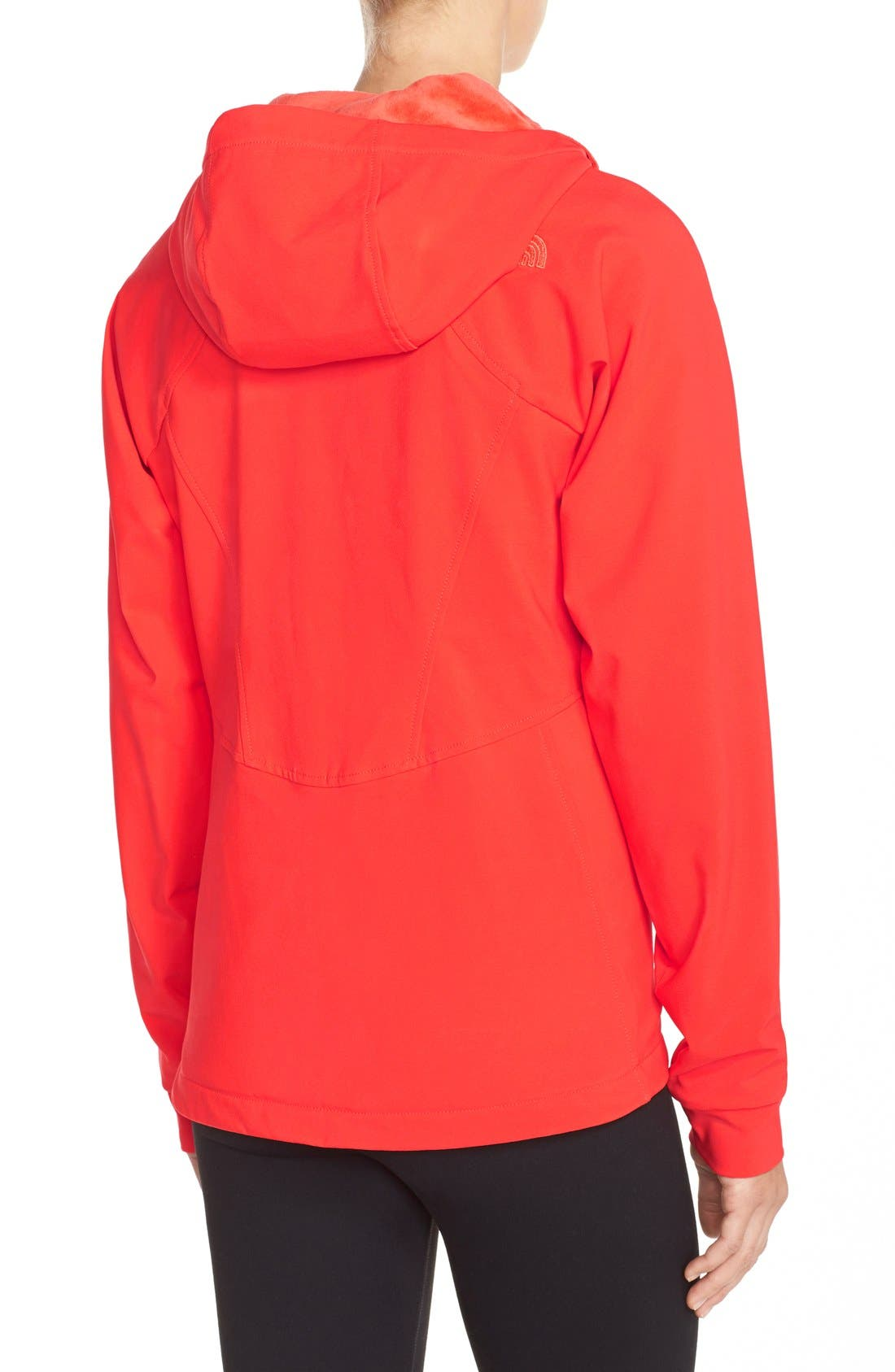 Alternate Image 2  - The North Face 'Maddie Raschel' Soft Shell Jacket