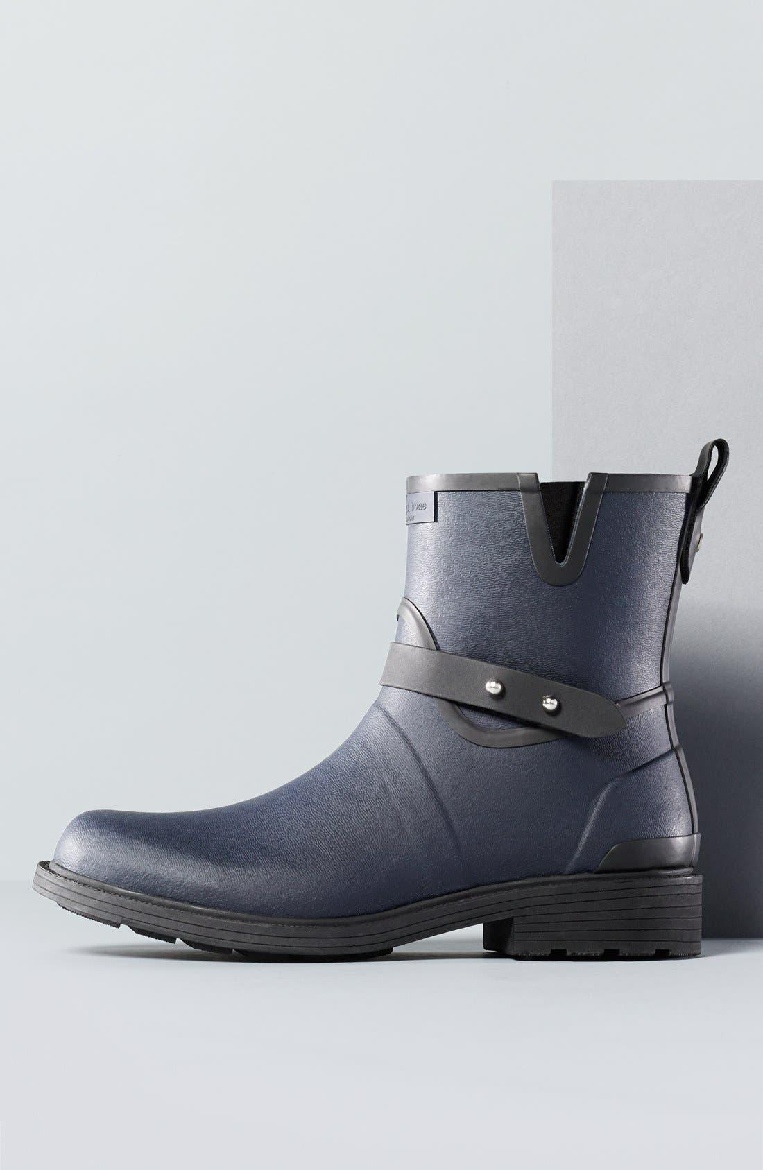 Alternate Image 5  - rag & bone Moto Rain Boot (Women)