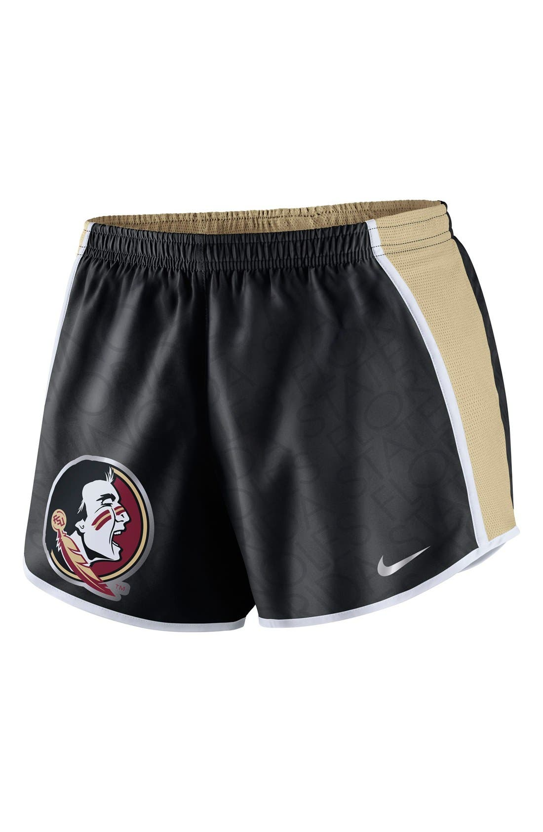 Main Image - Nike 'Champ Drive - Florida State University' Logo Dri-FIT Shorts