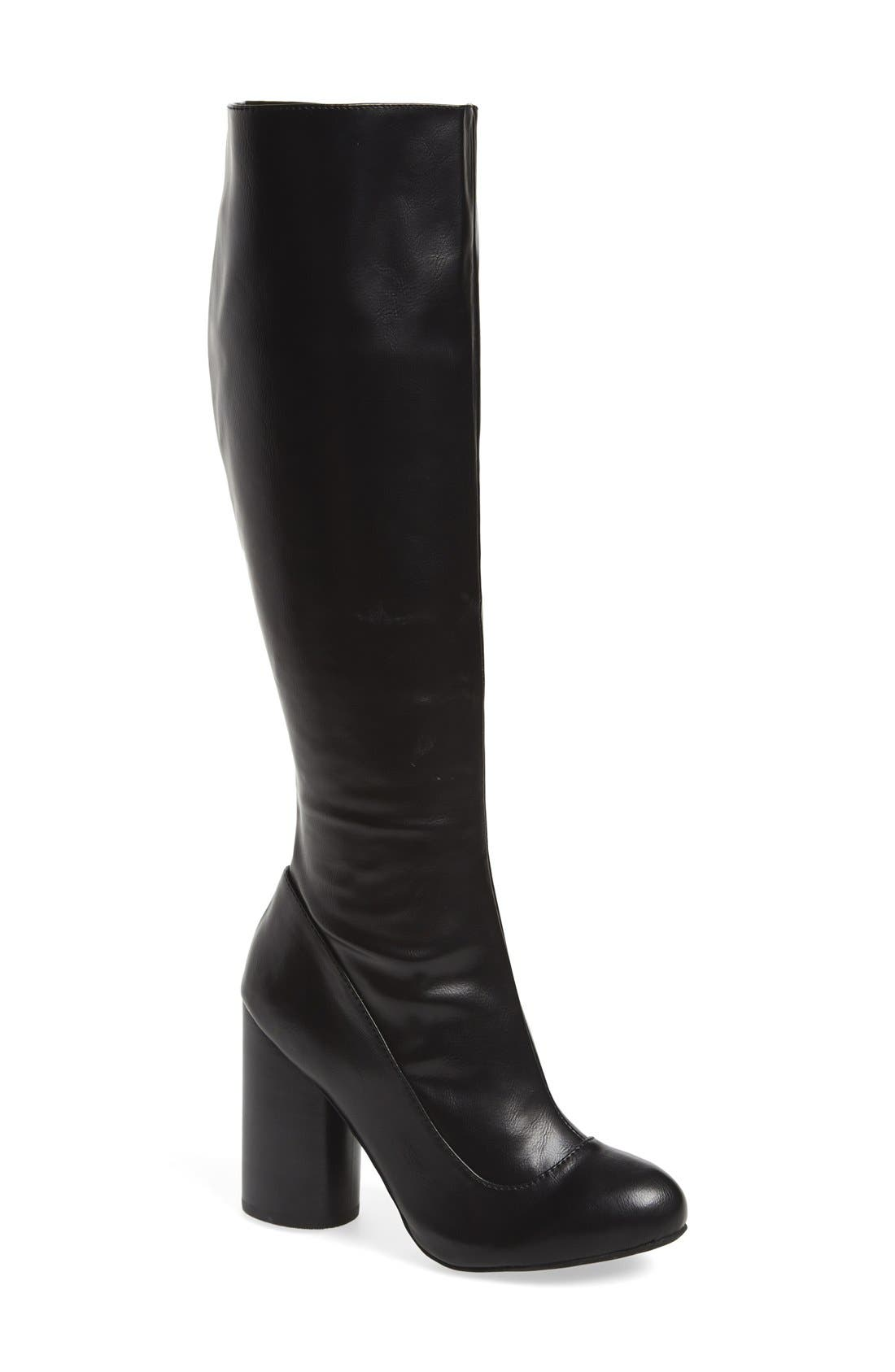 Alternate Image 1 Selected - Jeffrey Campbell 'Sequel - Hi' Tall Boot (Women)