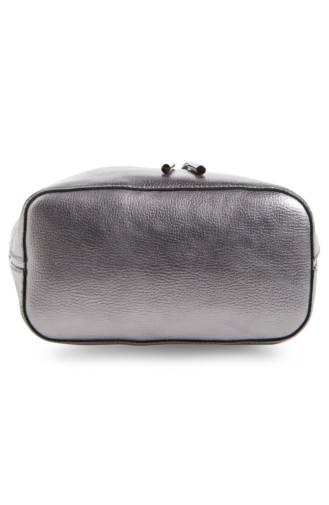 Alternate Image 5  - Elliott Lucca 'Gigi Bon Bon' Leather Bucket Bag
