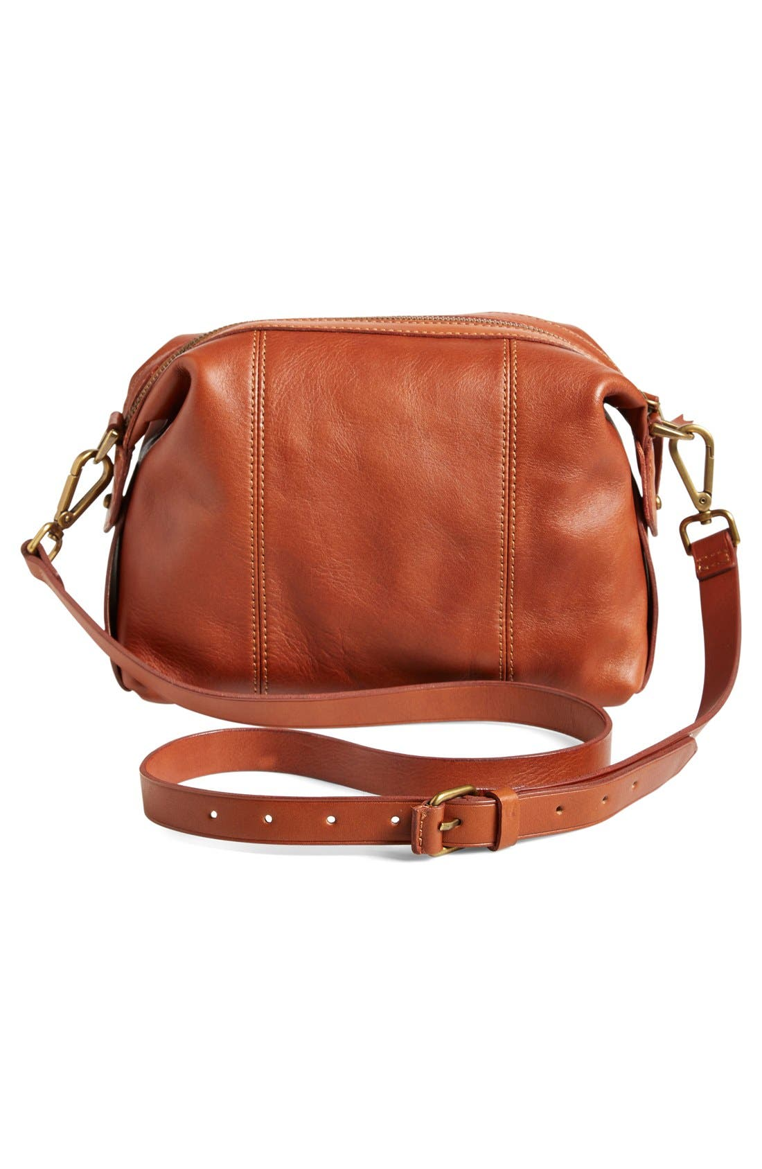 Alternate Image 2  - Madewell 'Mini Glasgow' Leather Crossbody Bag