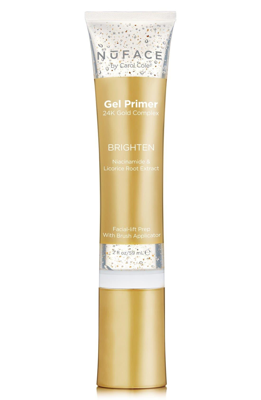 NuFACE® Gel Primer 24K Gold Complex Brighten