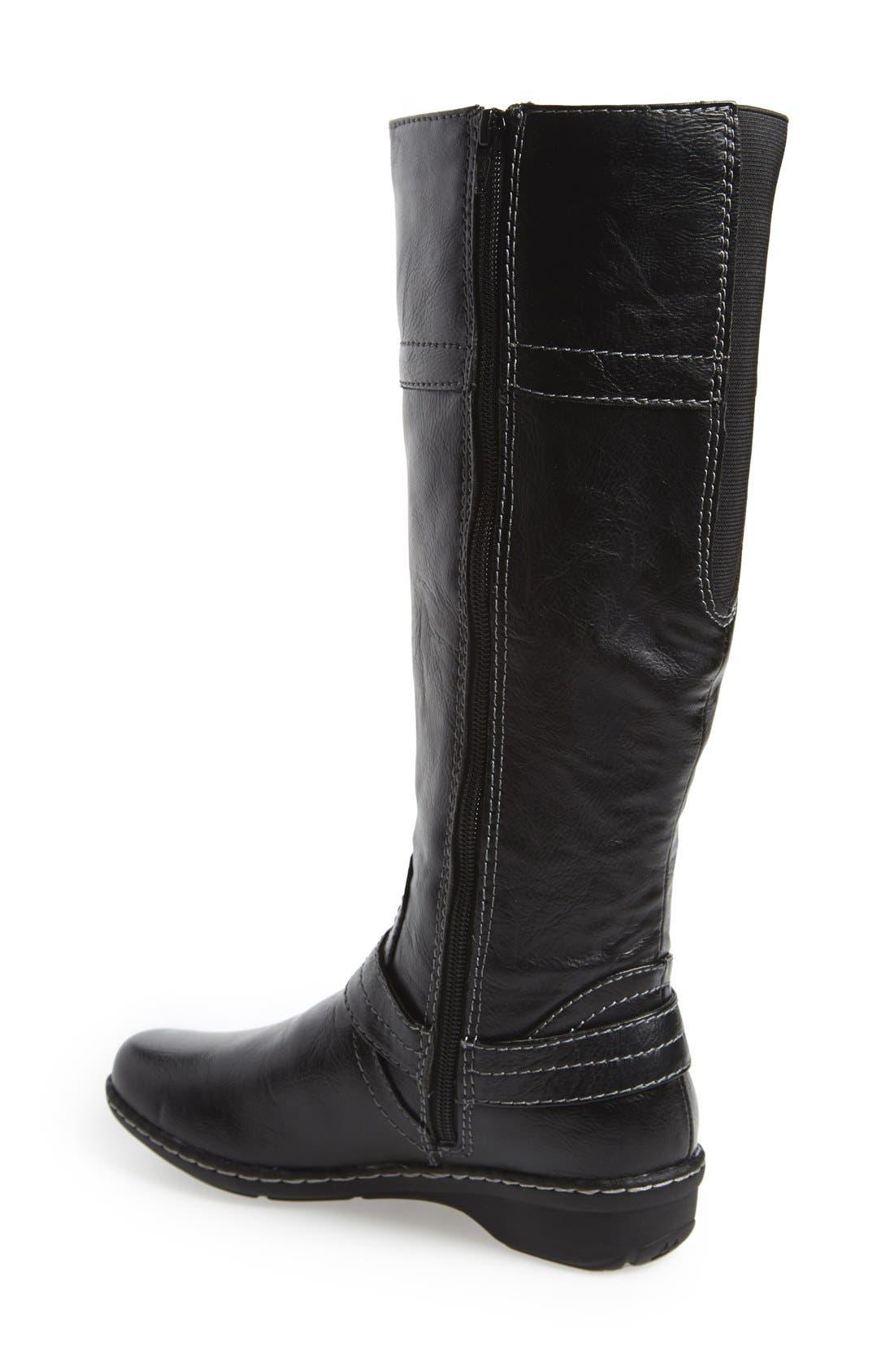 Alternate Image 2  - Naturalizer'Renna' Knee High Boot (Women)