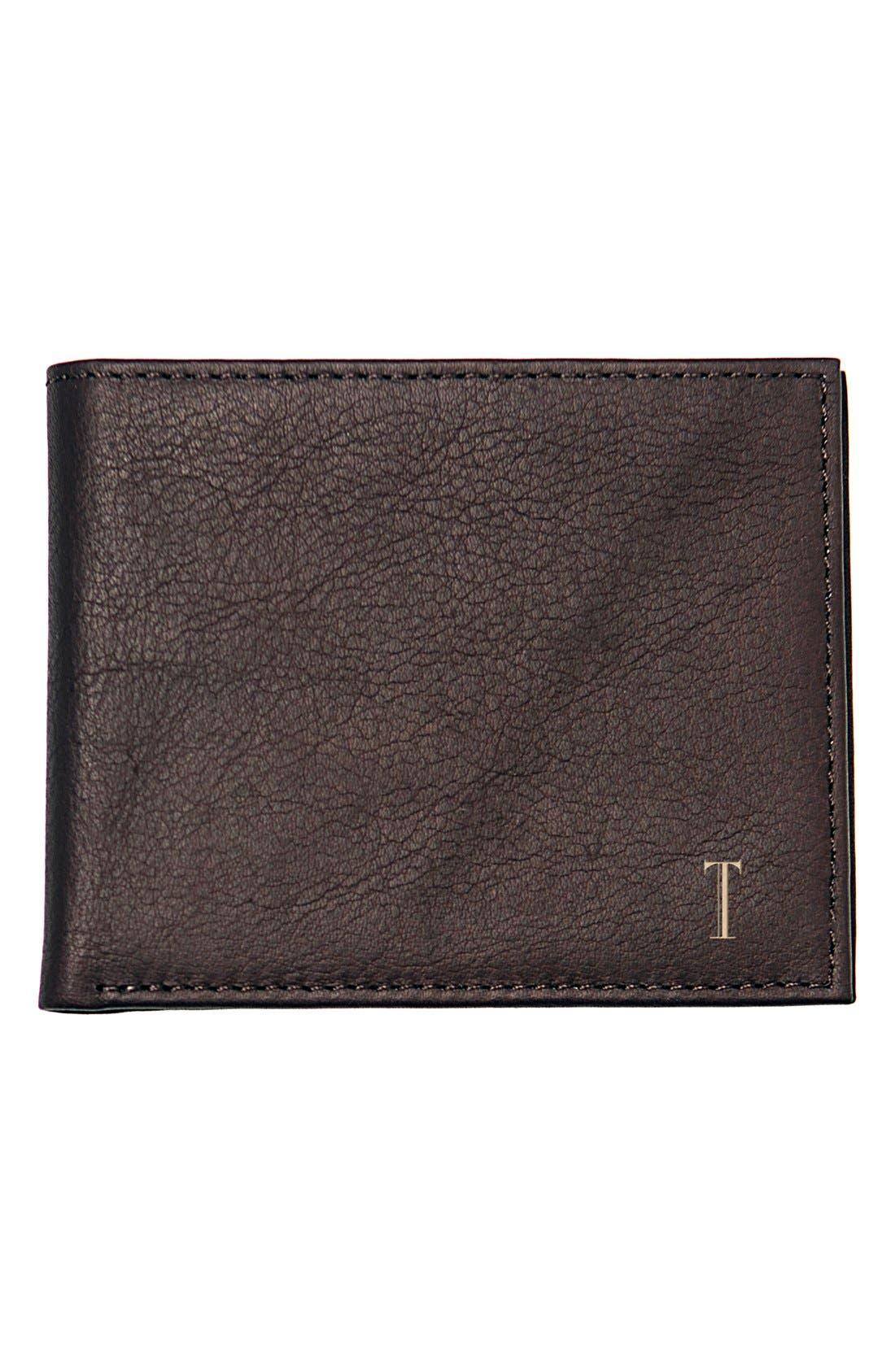 Cathy's Concepts Monogram Bifold Wallet