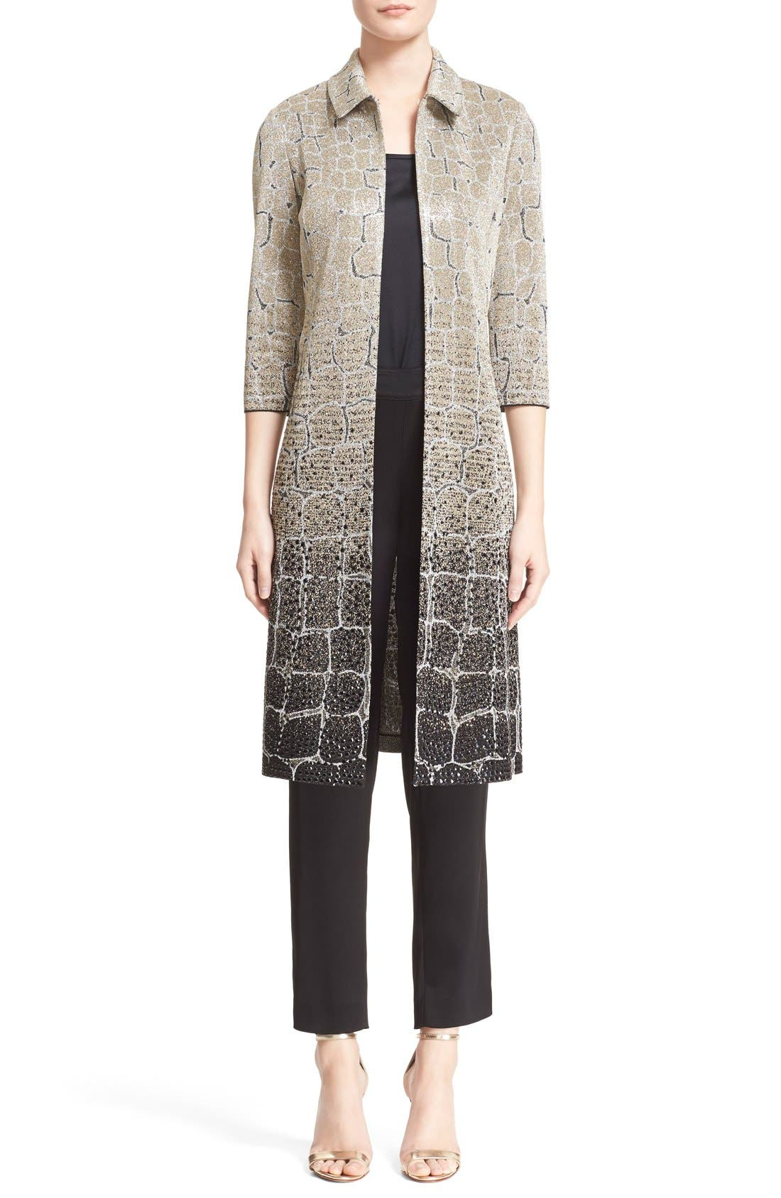 St. John Collection Topper, Shell & Pants