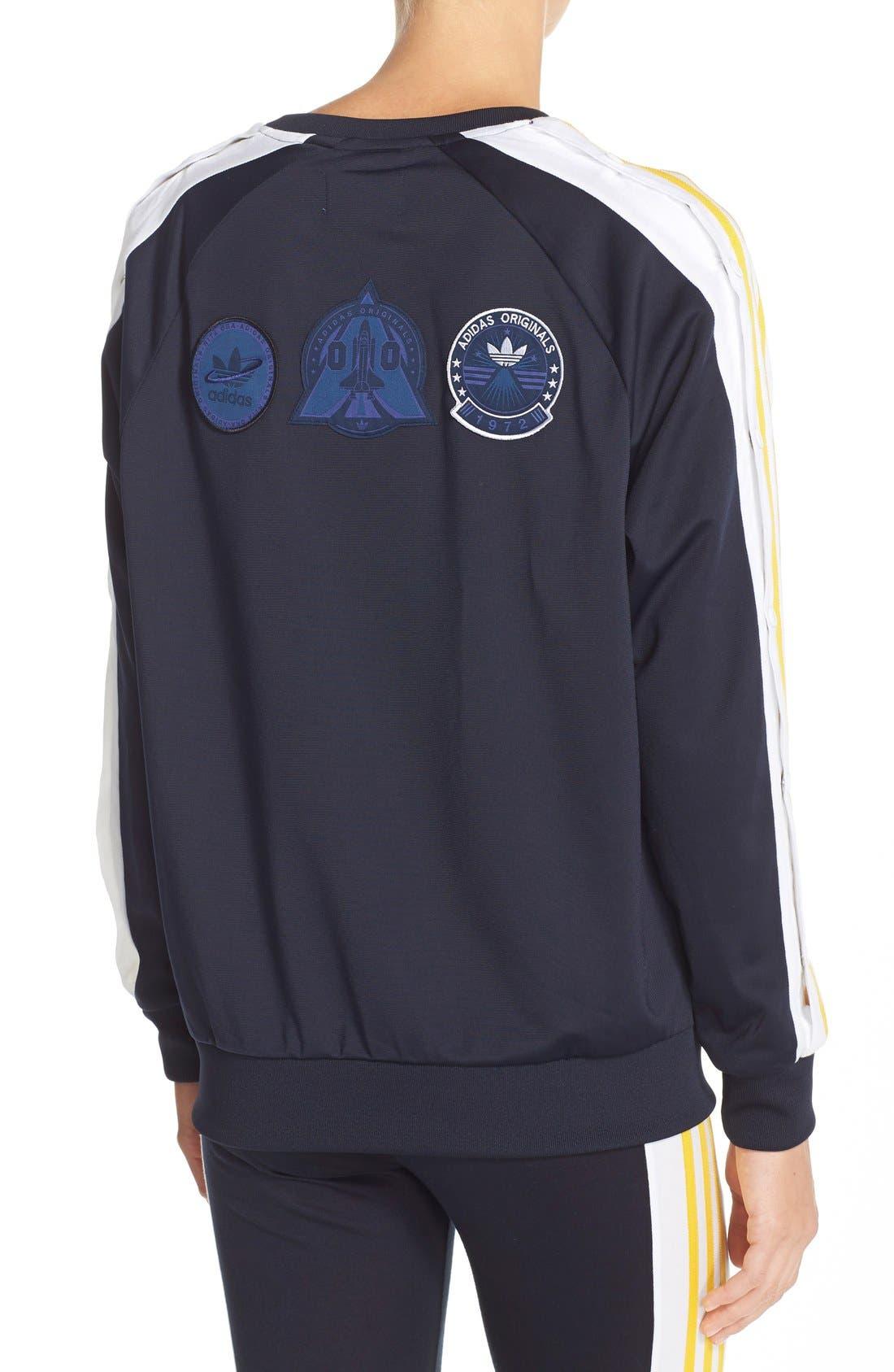 Alternate Image 2  - adidas Originals Cosmic Confession Sweatshirt