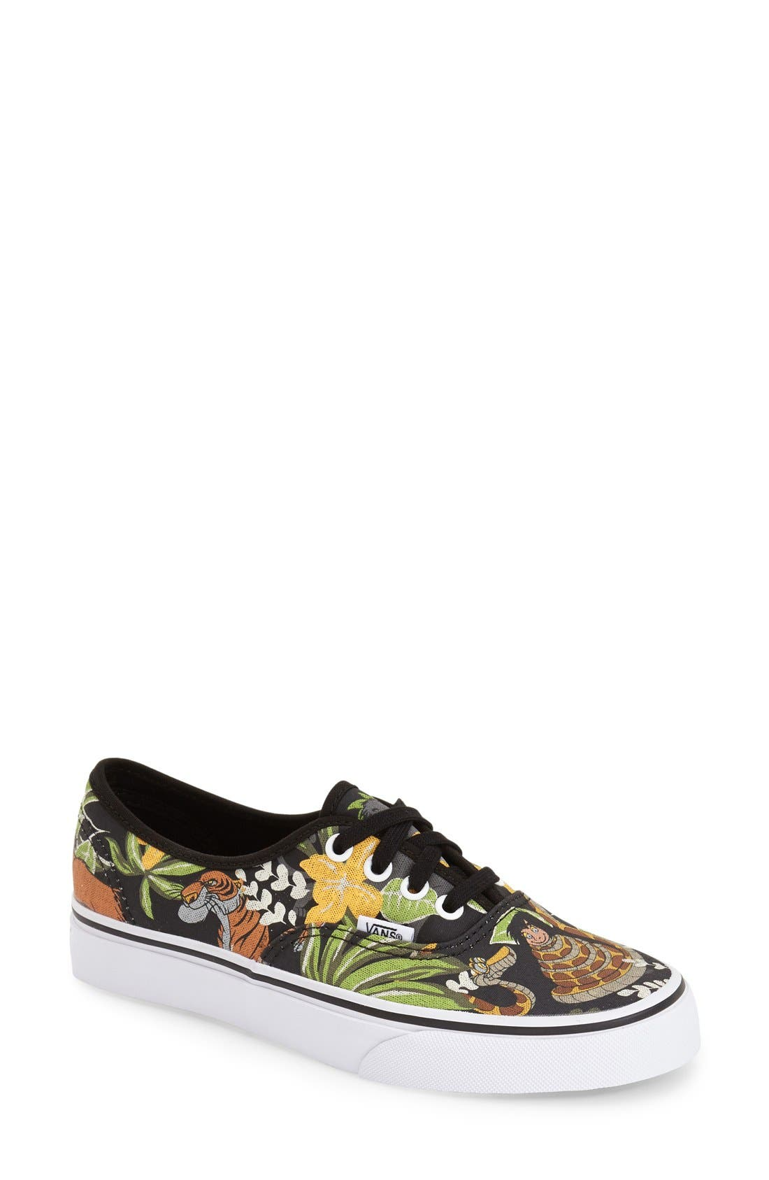Alternate Image 1 Selected - Vans 'Authentic - Disney® The Jungle Book' Sneaker (Women)