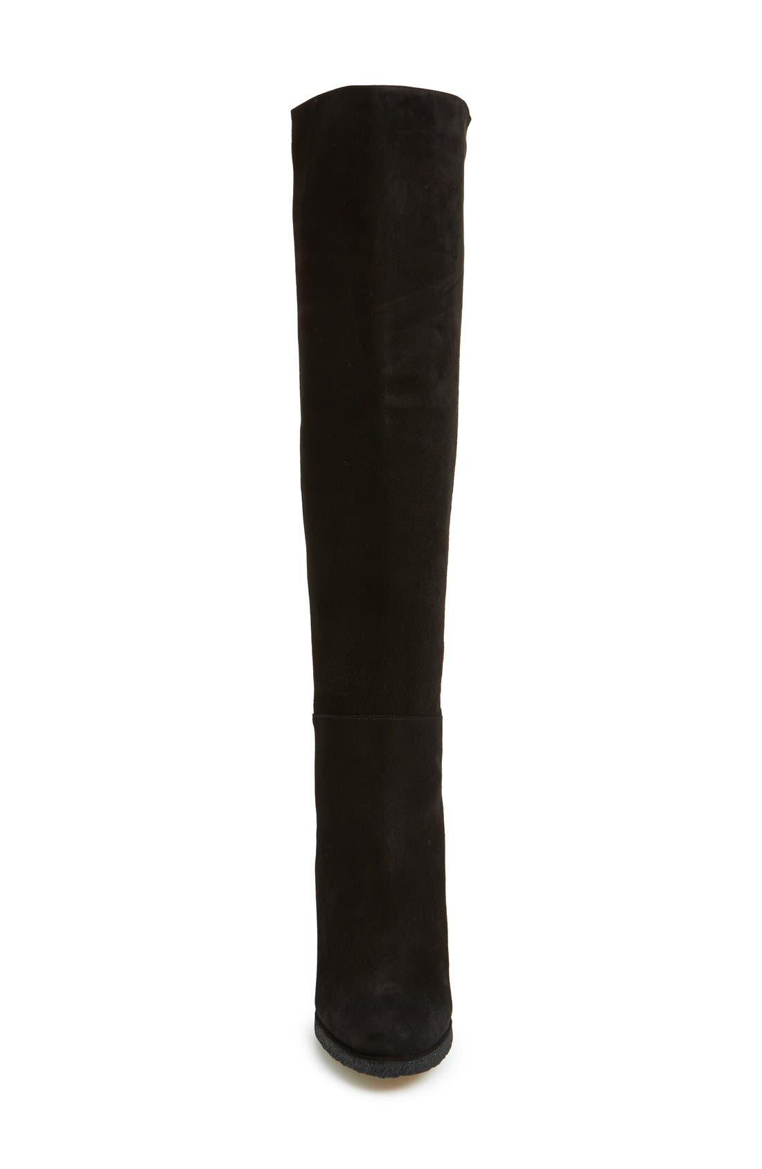 Alternate Image 3  - Stuart Weitzman 'Demiswoon' Over the Knee Boot