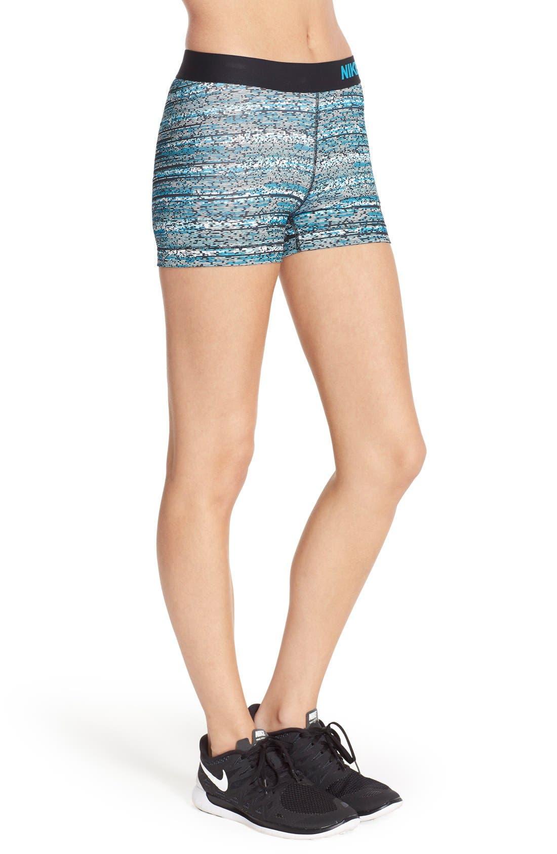 Alternate Image 4  - Nike 'Pro' Static Shorts