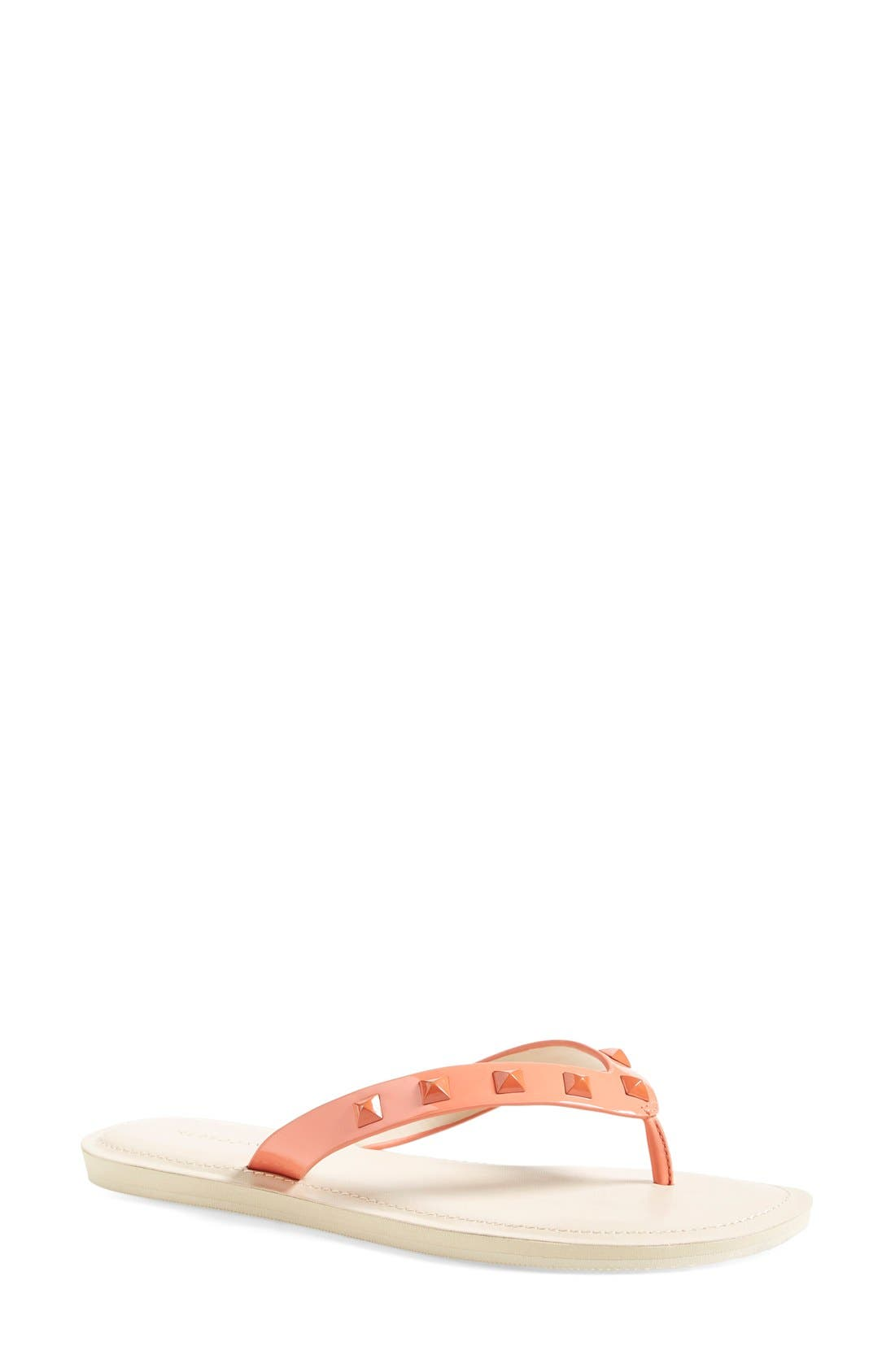 Alternate Image 1 Selected - Rebecca Minkoff 'Fiona' Thong Sandal (Women)