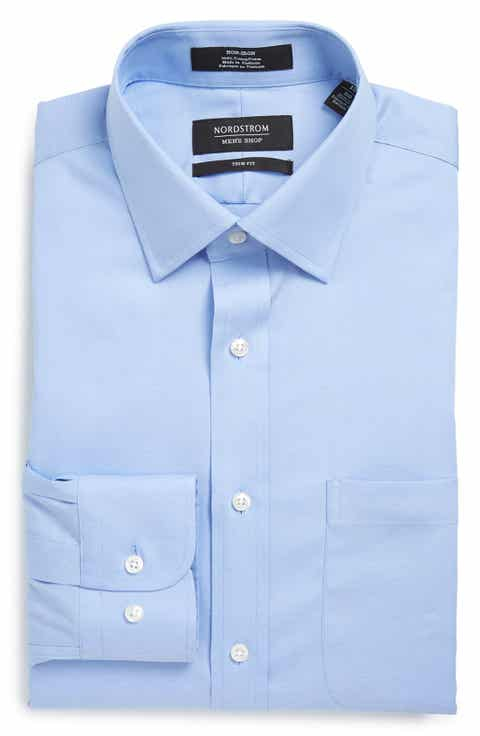 non iron dress shirts for men nordstrom