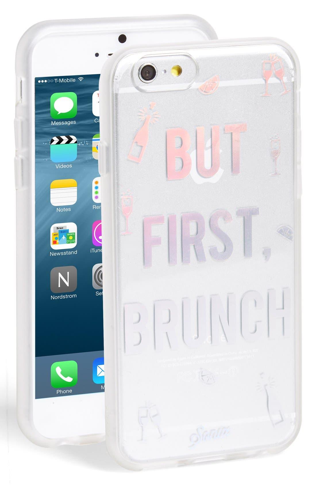 Alternate Image 1 Selected - Sonix 'Brunch' iPhone 6 & 6s Case