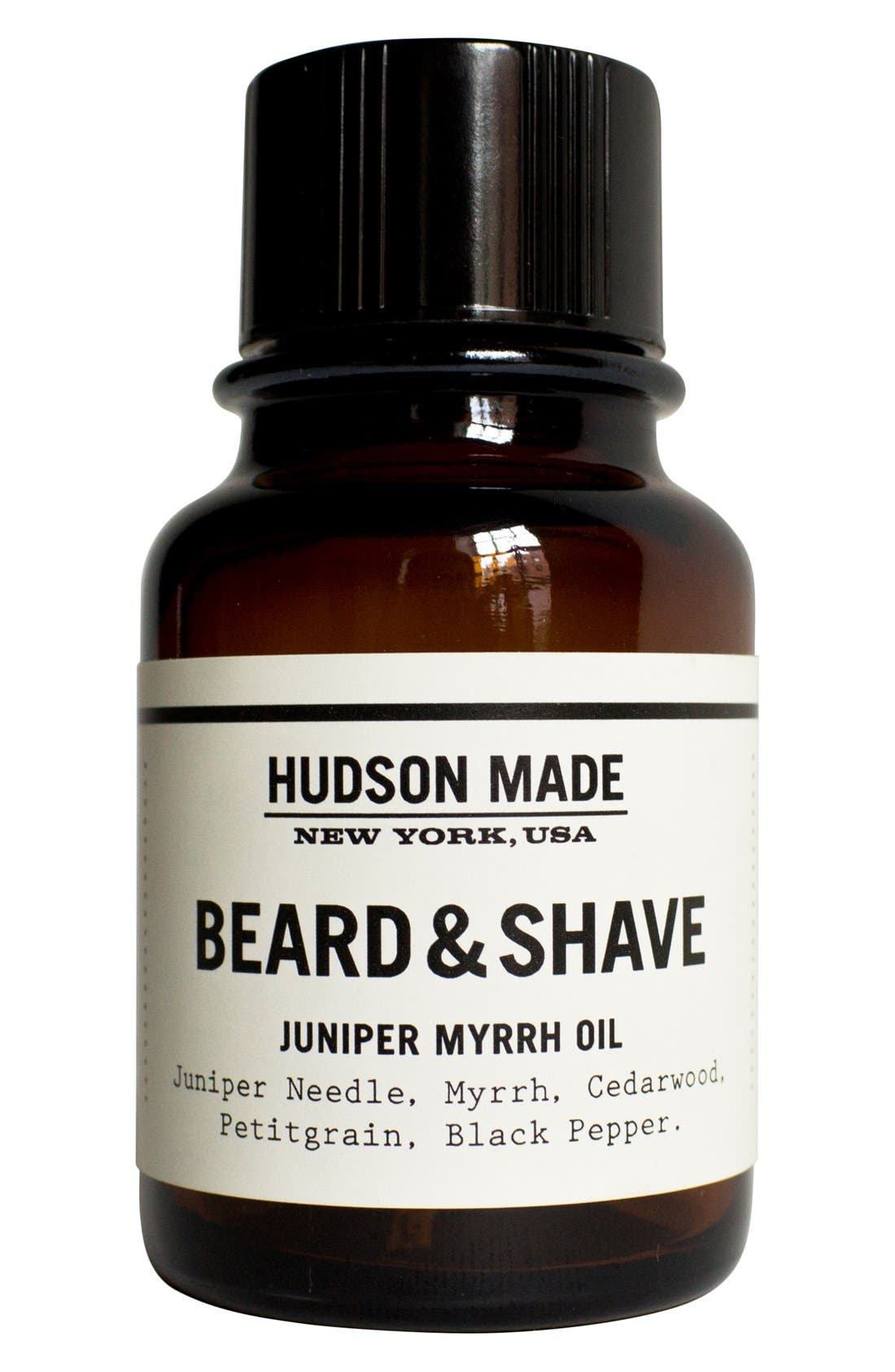 Hudson Made Beard & Shave Oil