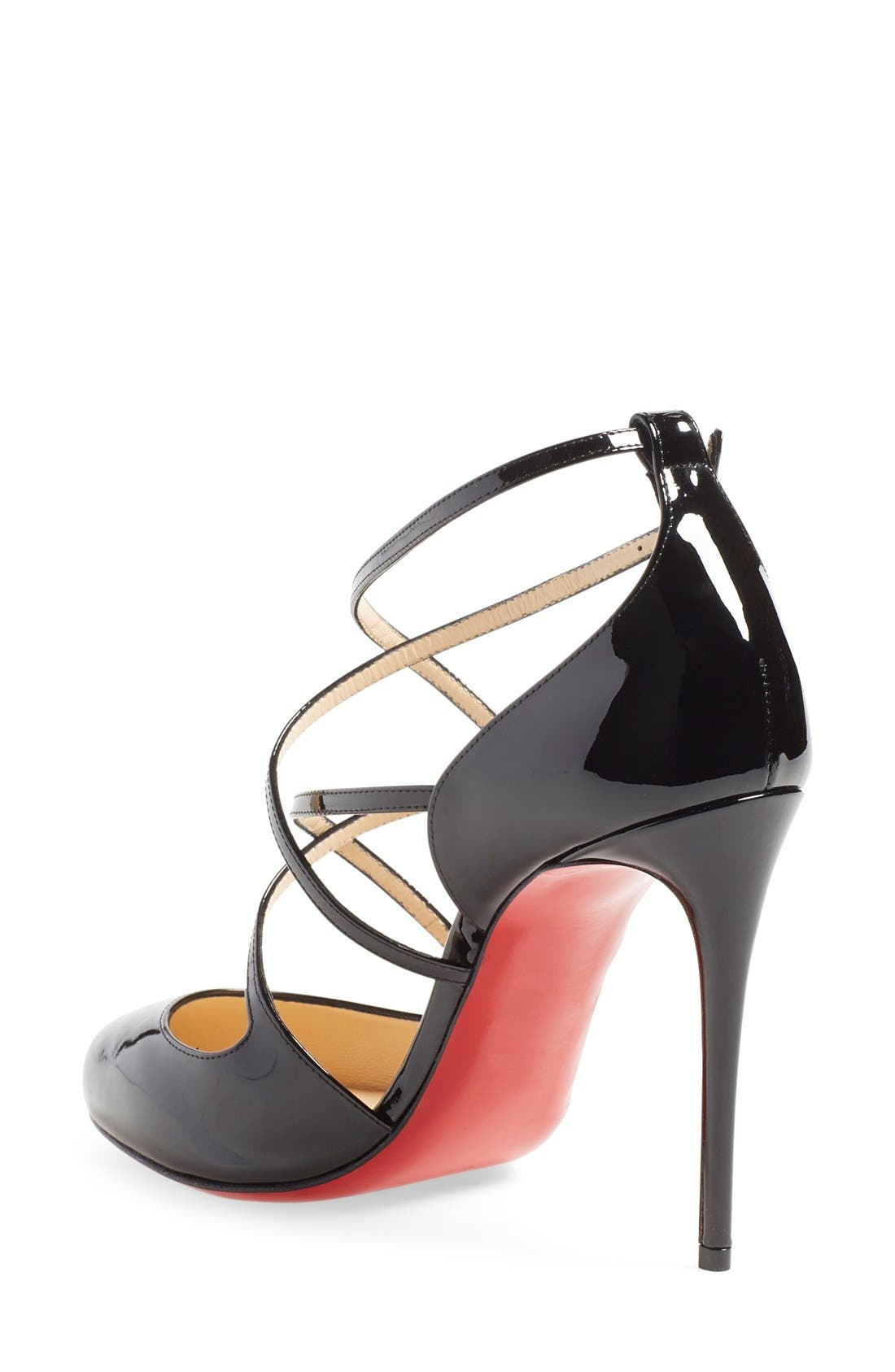 Alternate Image 2  - Christian Louboutin 'Soustelissimo' Ankle Strap Pump