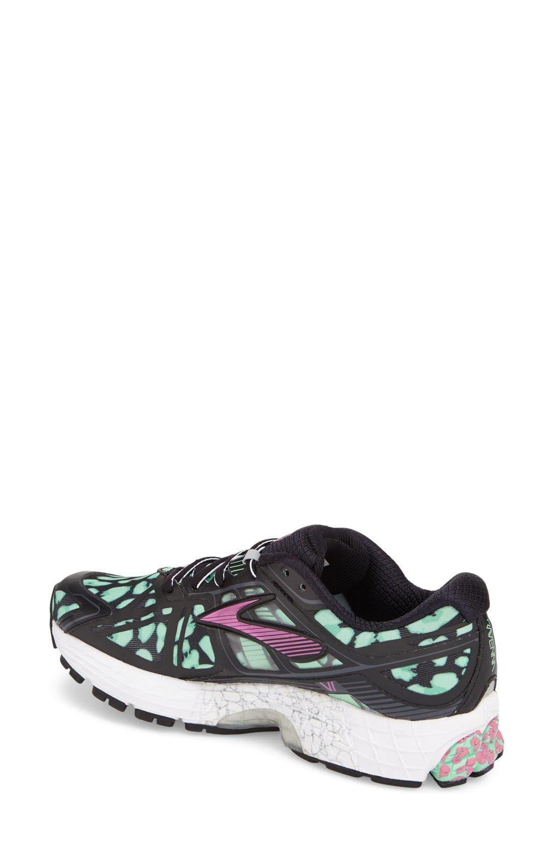 Alternate Image 2  - Brooks 'Ravenna 6' Running Shoe (Women)