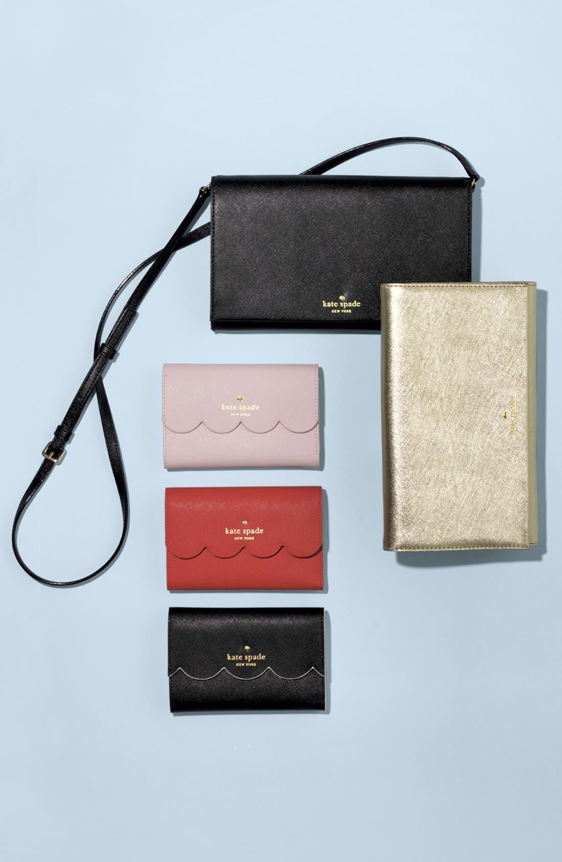Alternate Image 5  - kate spade new york 'lily avenue - kieran' wallet