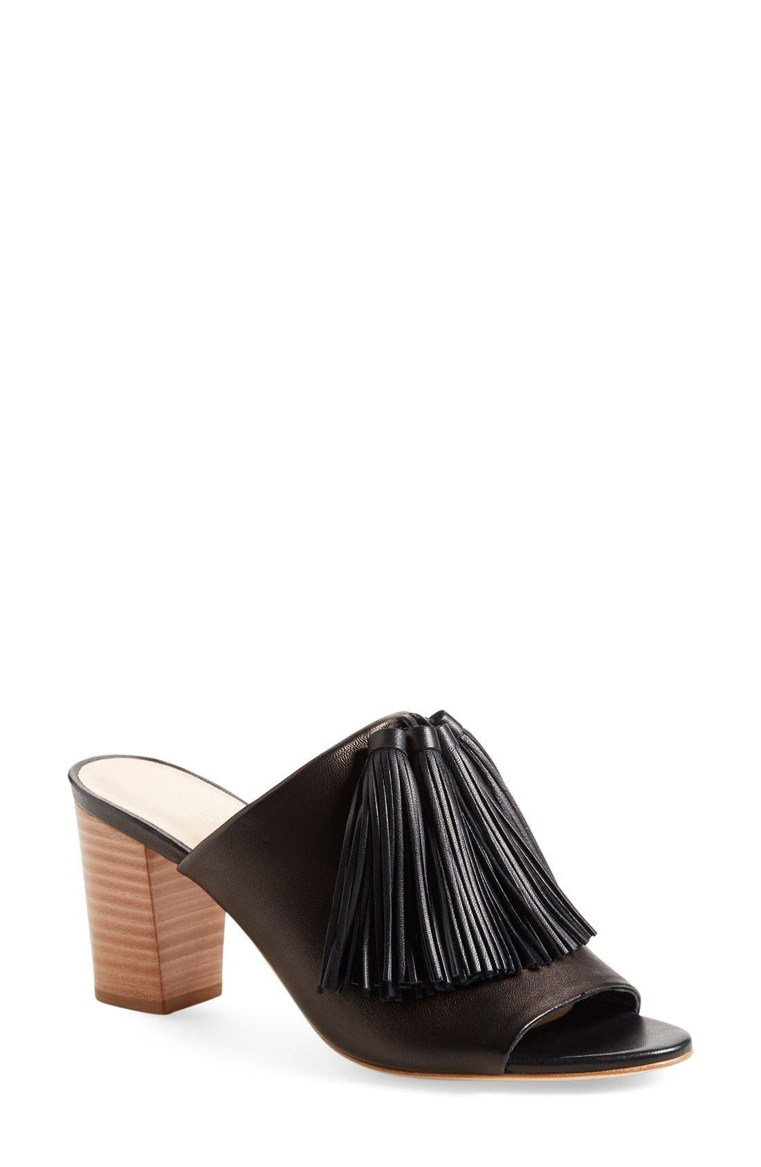 Loeffler Randall Clo Tassel Mule Sandal